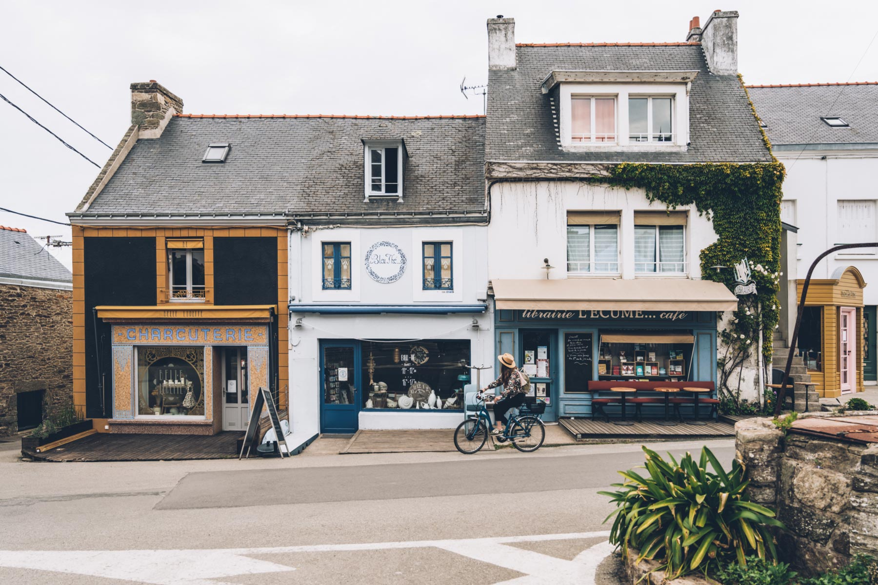 Le Bourg, Ile de Groix