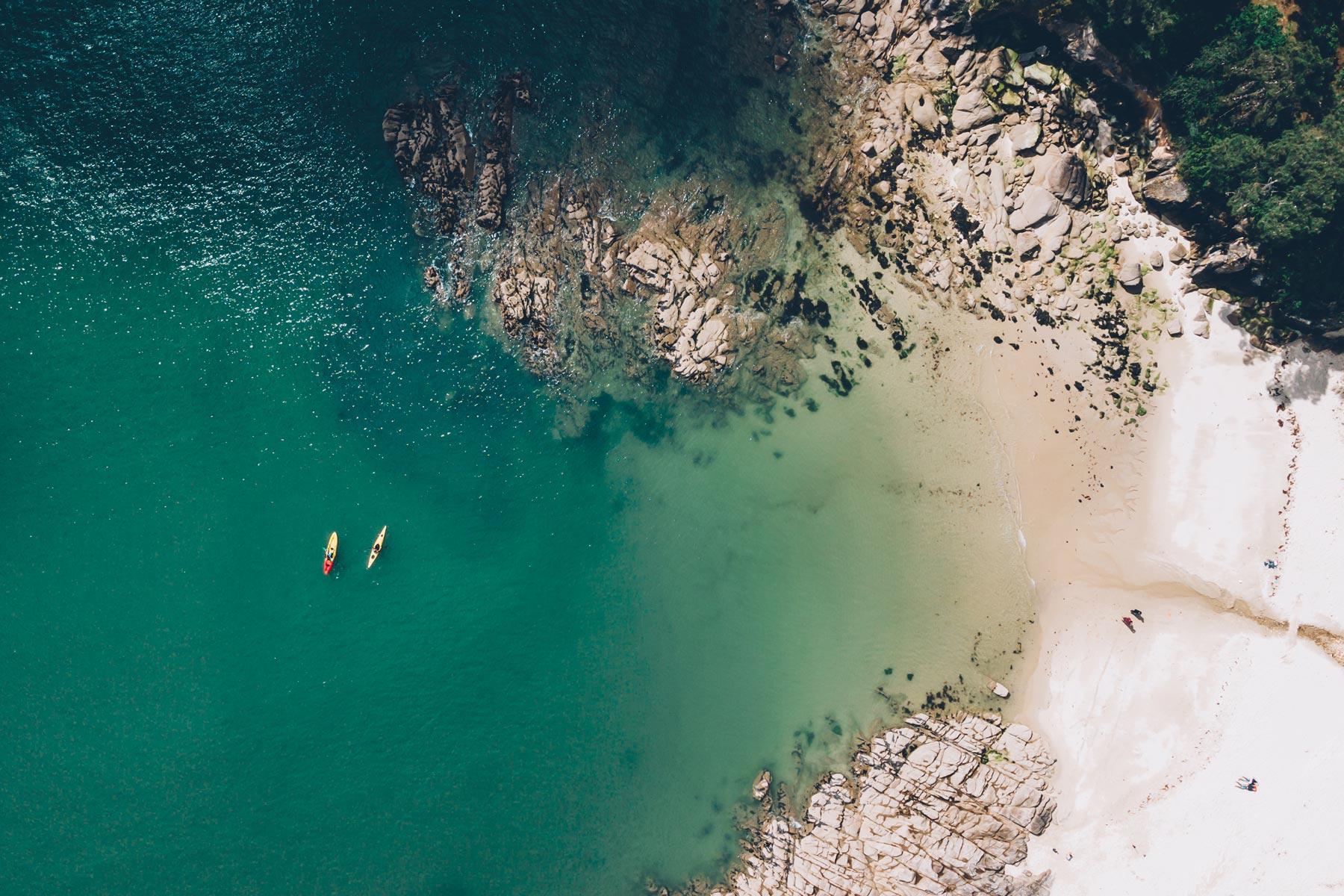 Kayak Fouesnant