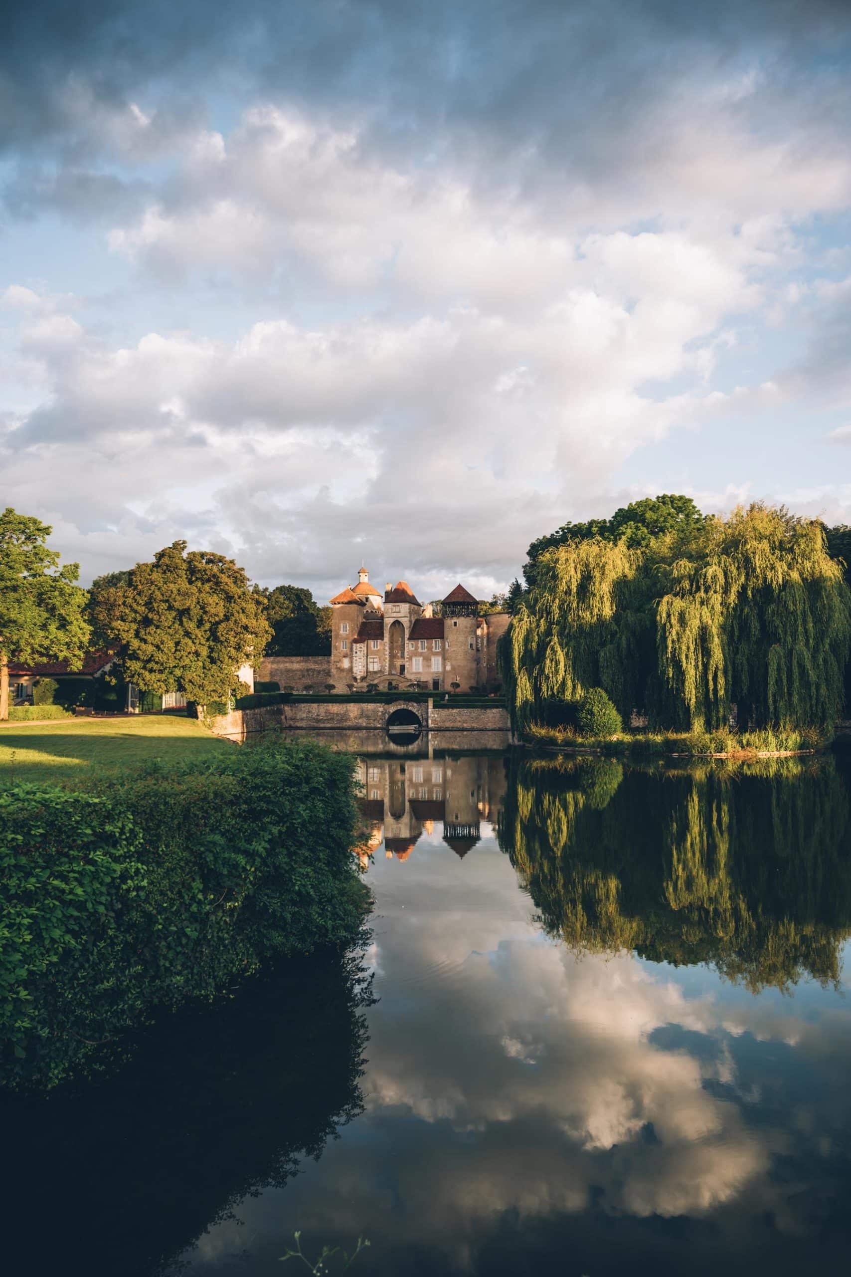 Chateau de Sercy, Saone et Loire
