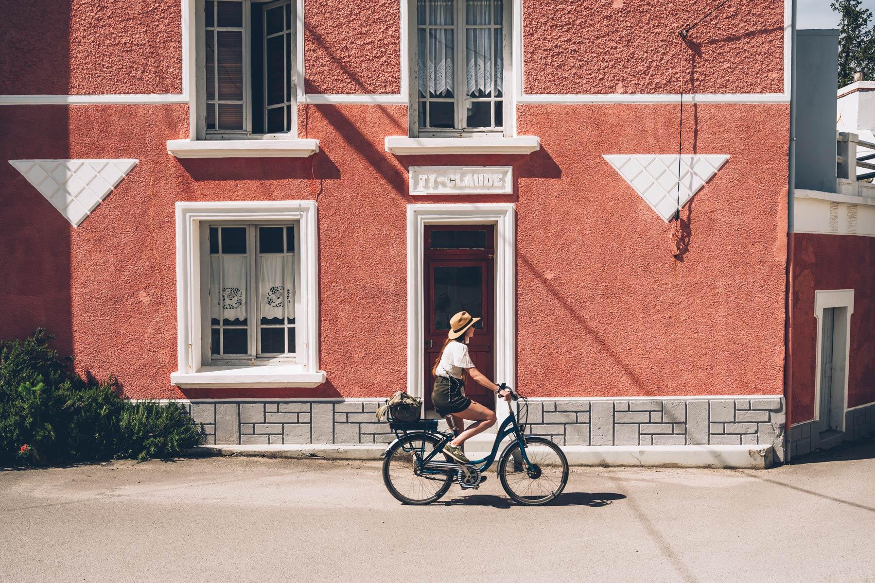 Louer un vélo à Groix