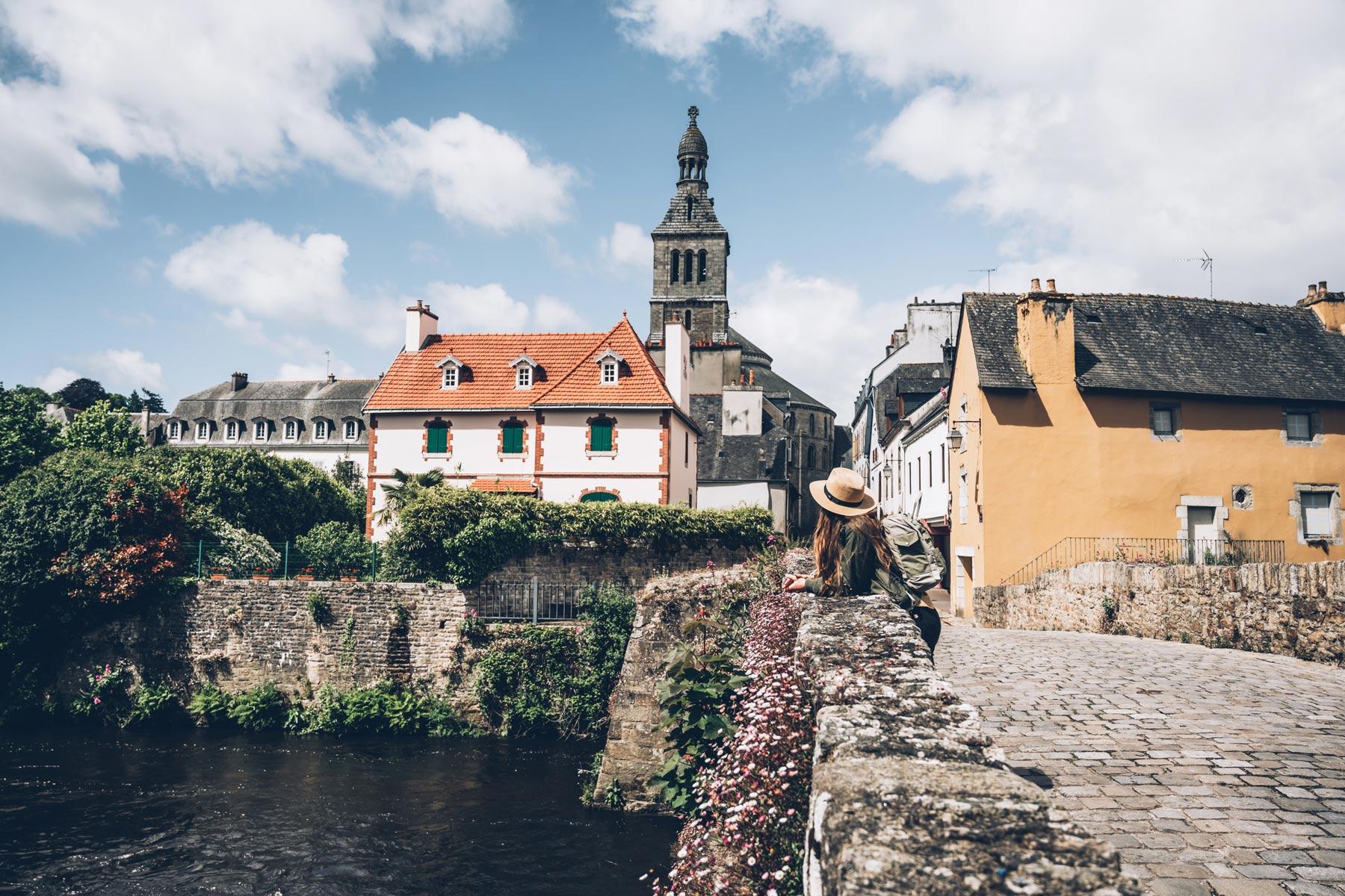Quimperlé, Bretagne