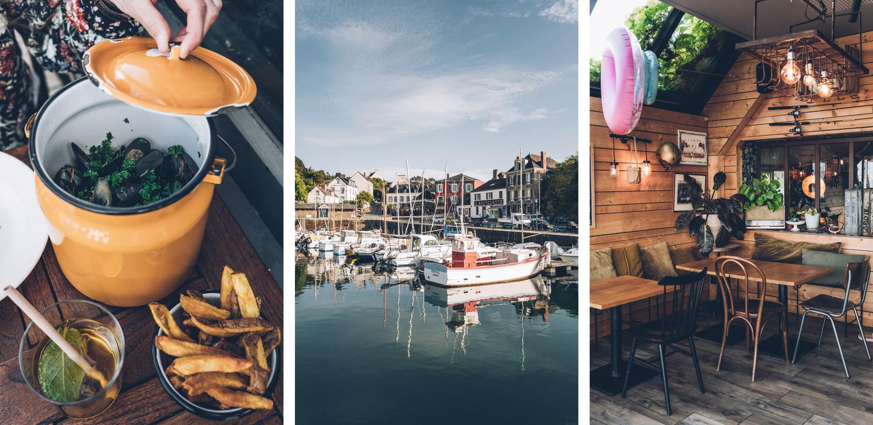 Restaurant île de Groix: Les Garçons du Port