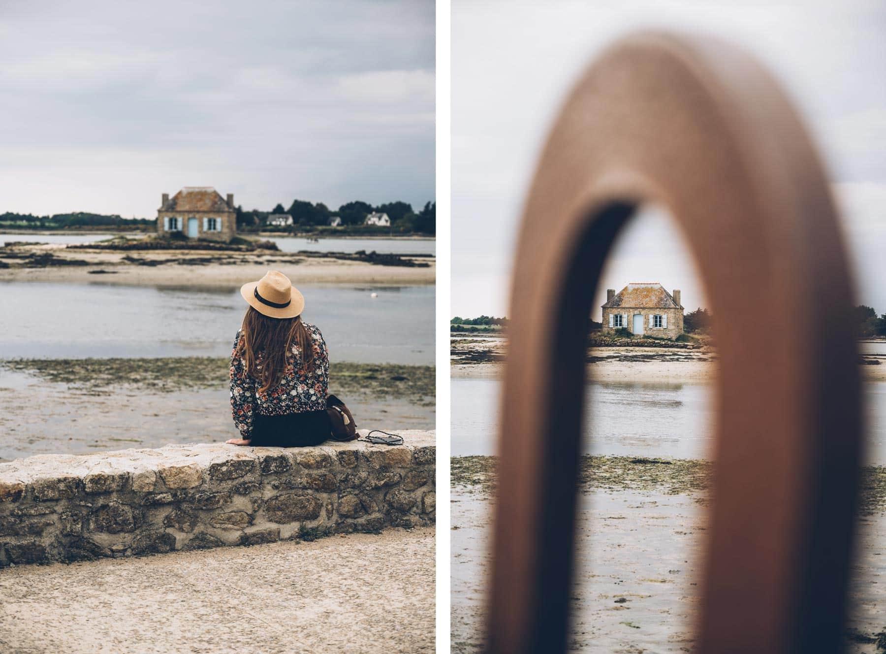 Saint Cado, Bretagne