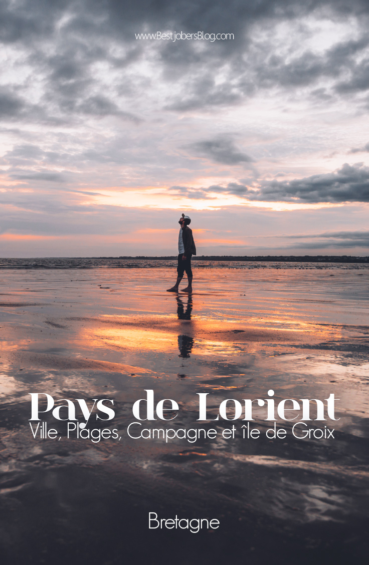 Lorient et Ile de Groix, Bestjobers Blog Voyage