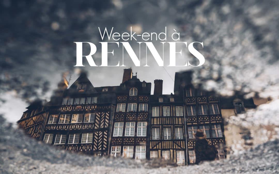 Weekend à Rennes, Blog Voyage, Bestjobers