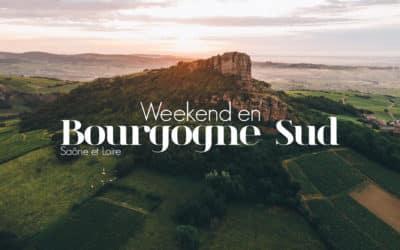 IDÉES WEEK-END EN BOURGOGNE SUD À 1H DE LYON | SAÔNE-ET-LOIRE