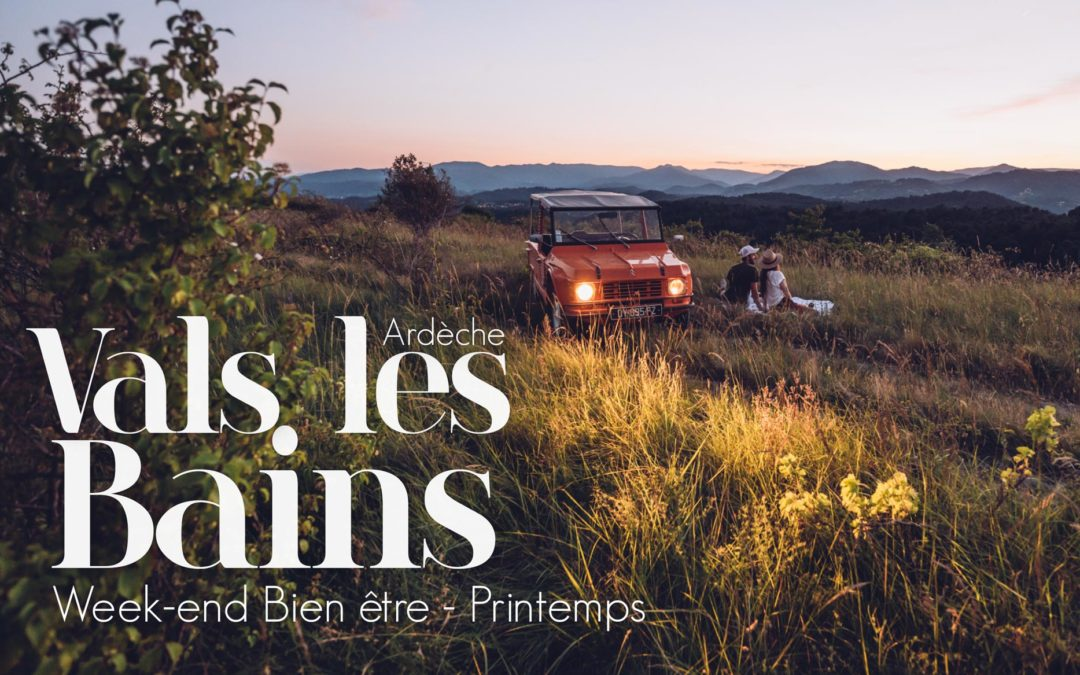 Ardèche, Vals les Bains, Blog Voyage Bestjobers