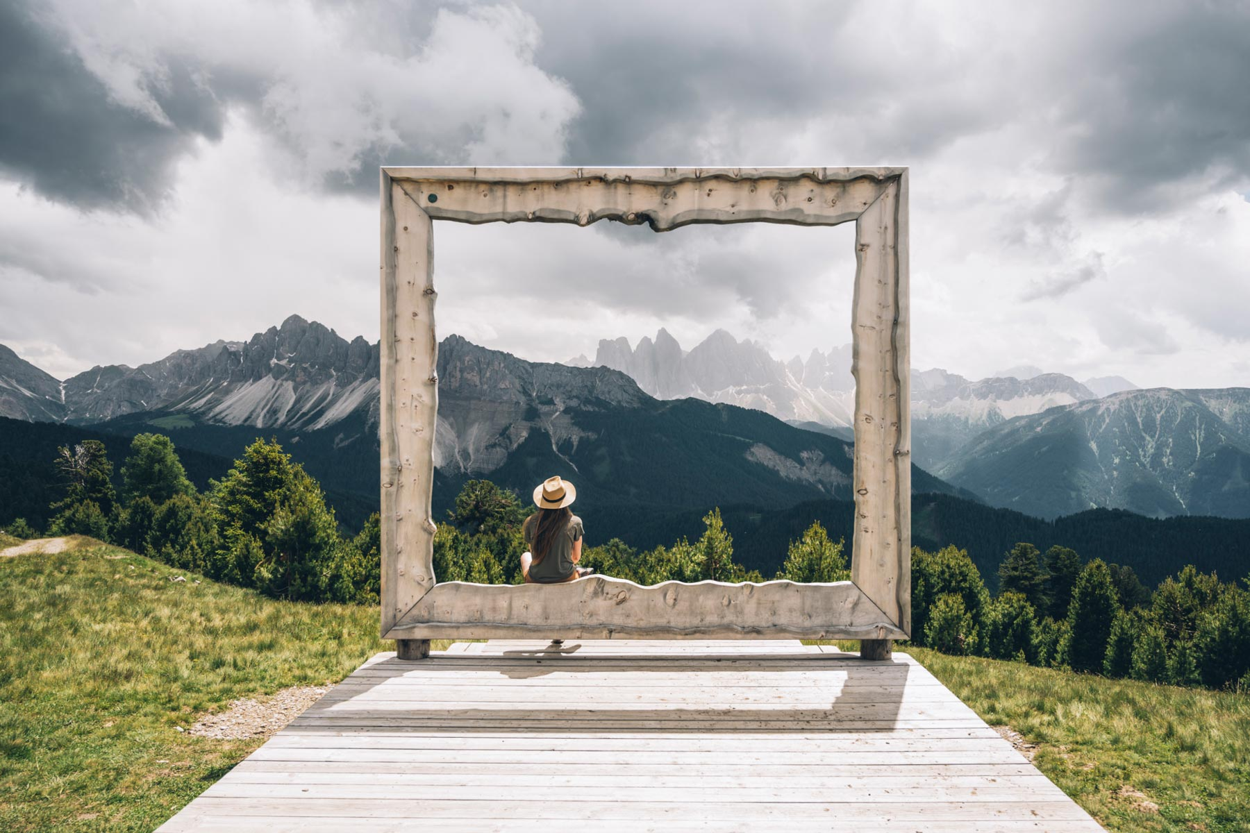 Plose, Dolomites