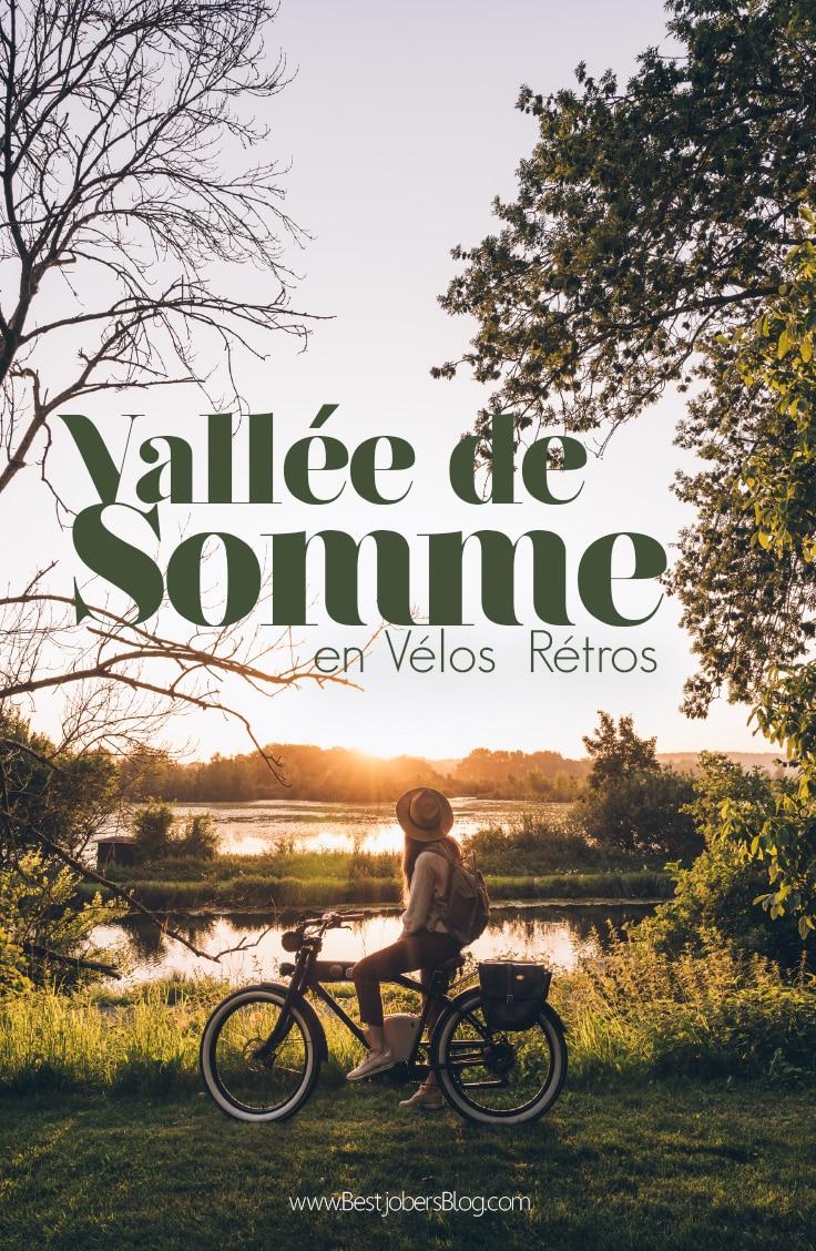 Vallée de Somme en vélo