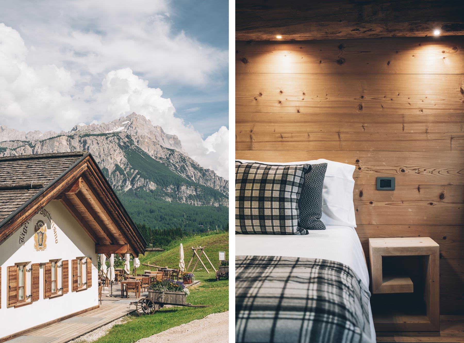 Agritourisme JägerHaus, Cortina