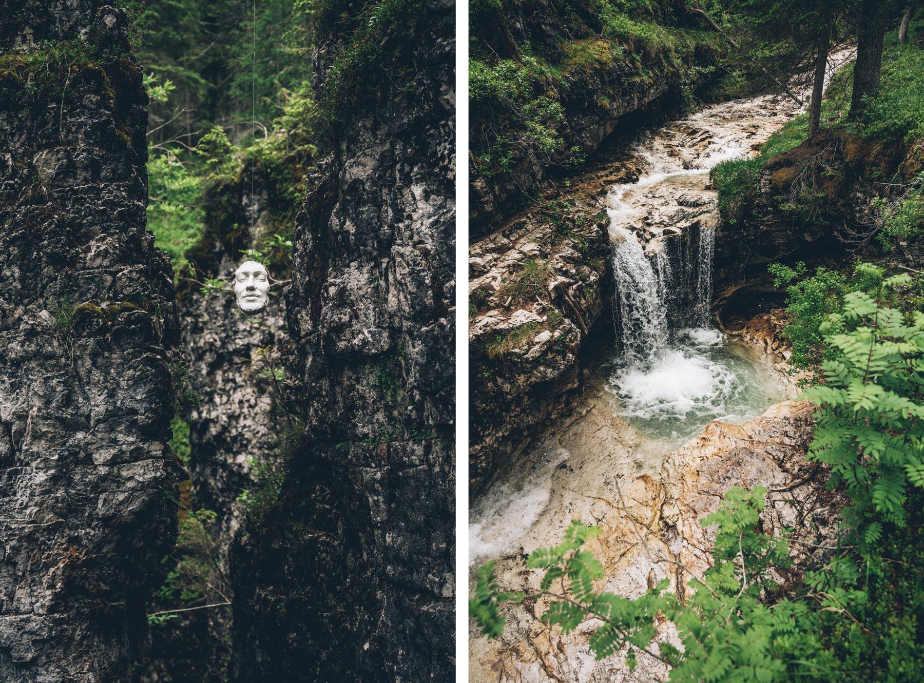 Gores de Federa, Dolomites
