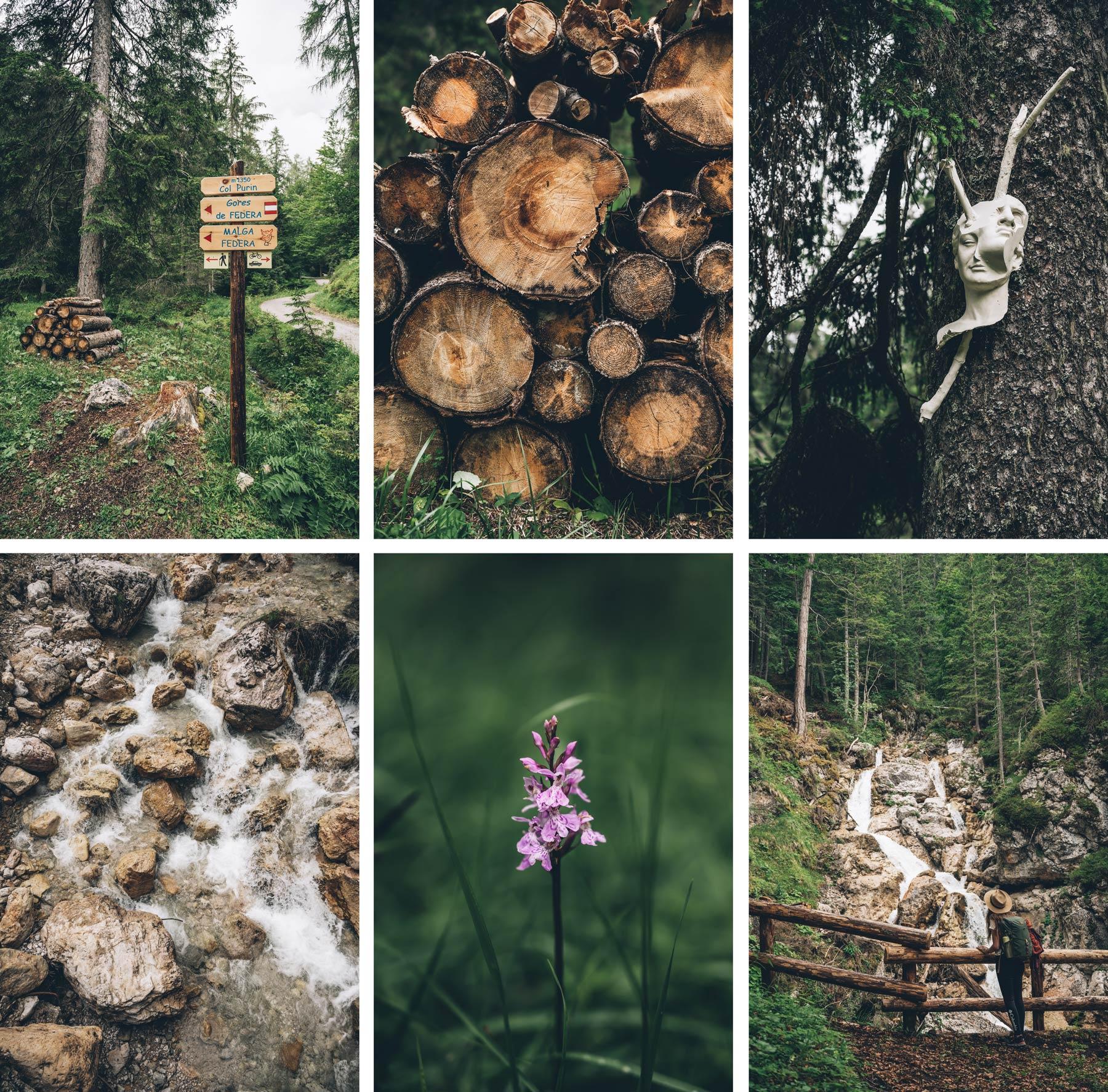 Gorges de Federa Dolomites