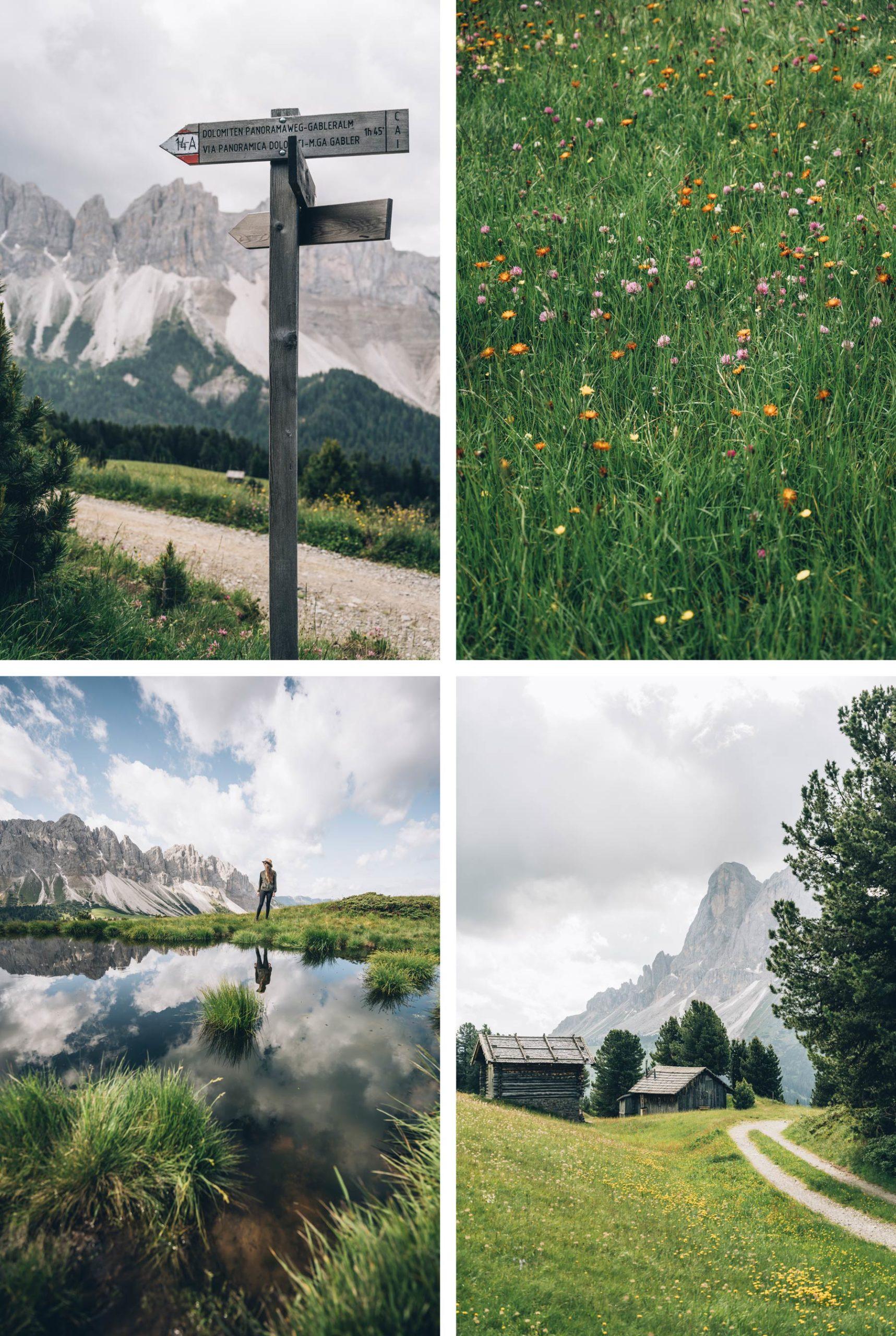 Pose, Sud Tyrol