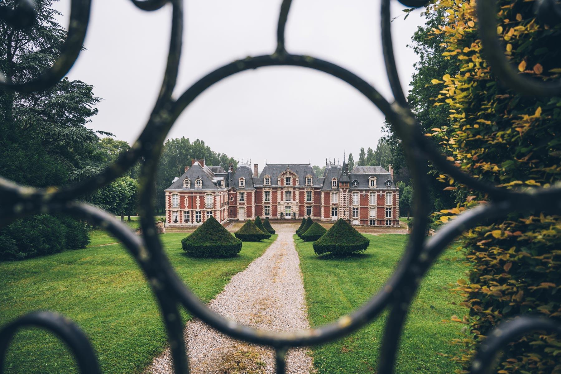 Chateau de Suzanne