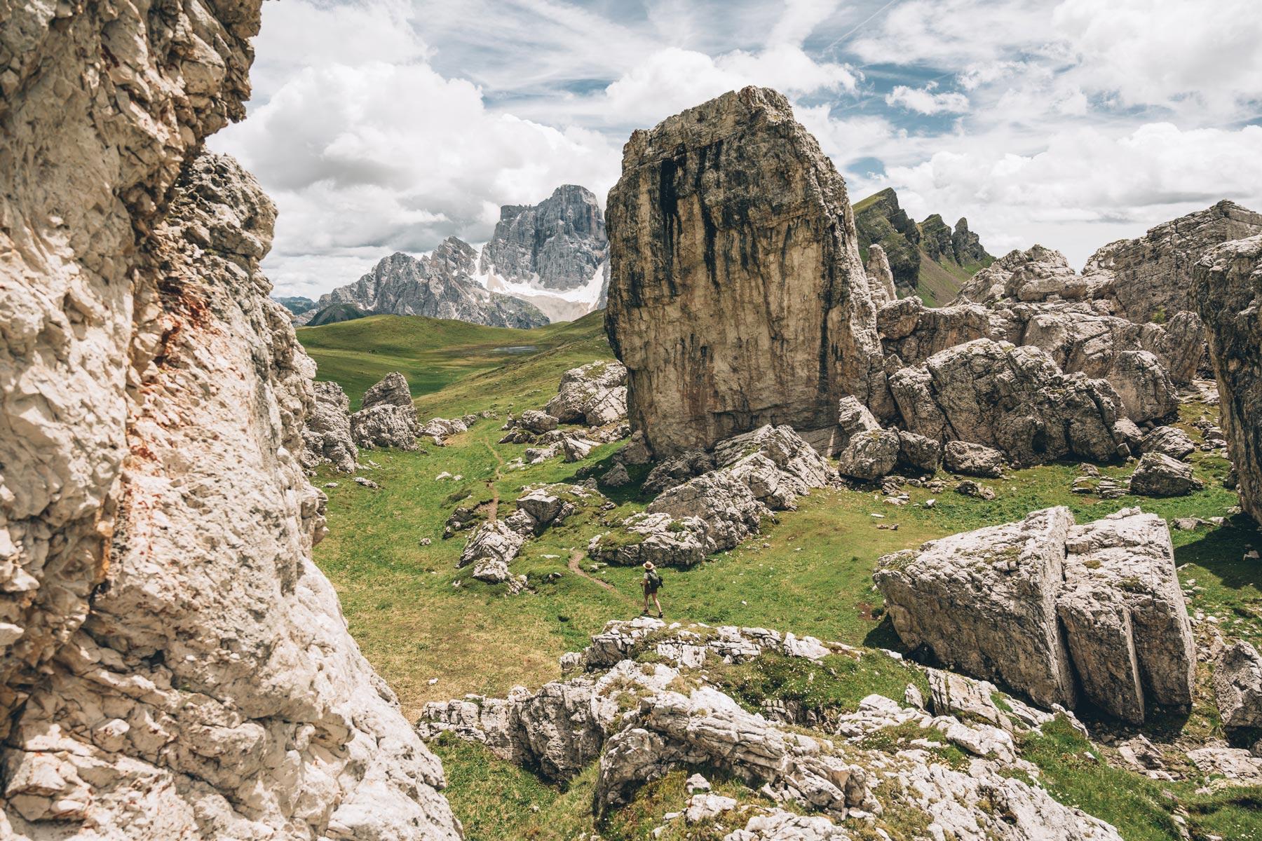 Rando Dolomites