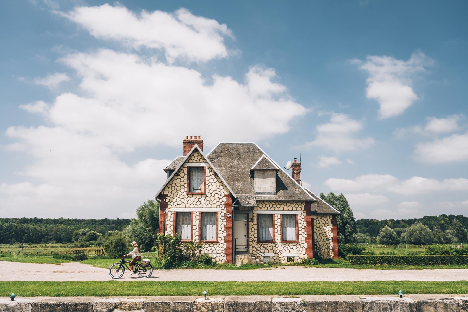 Maison éclusière, Vallée de Somme