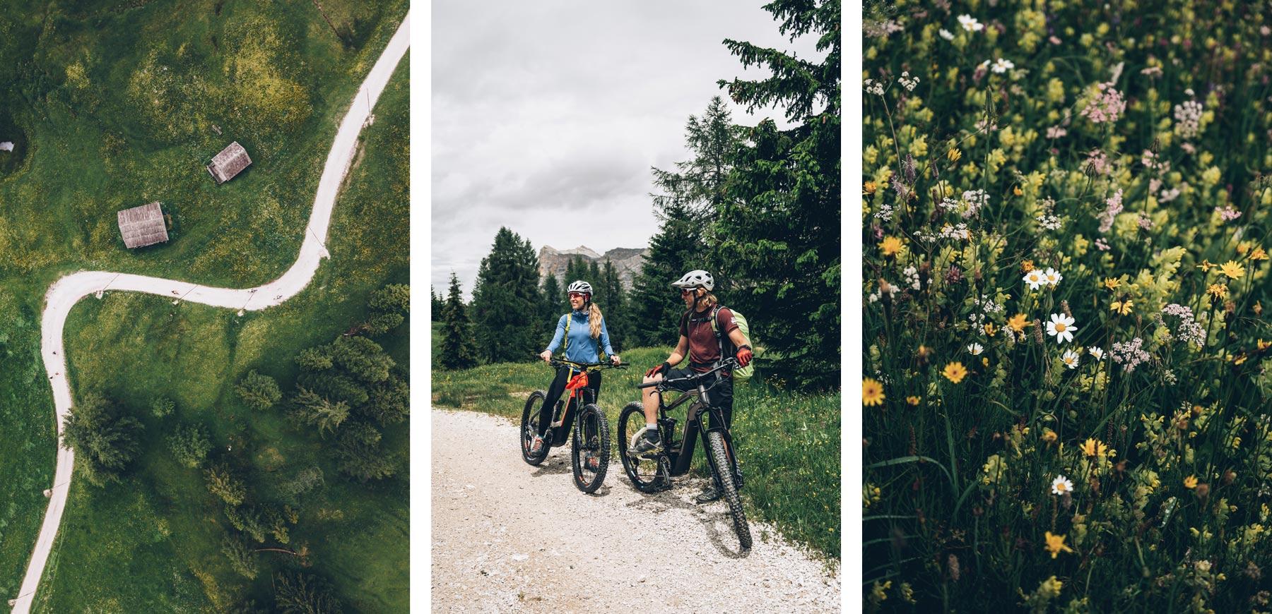 Guide VTT Dolomites