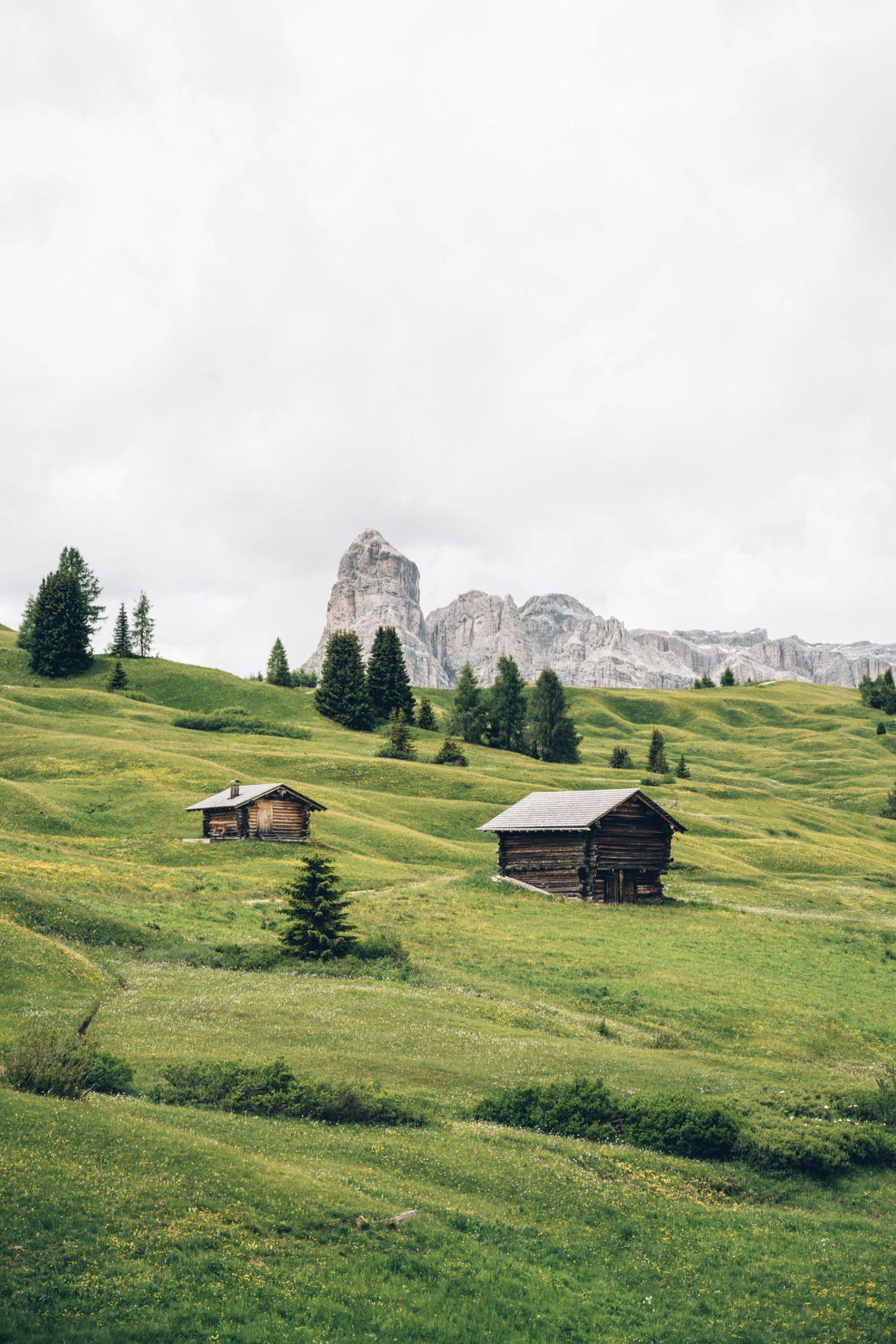Plateau de Pralongia, Alta Badia