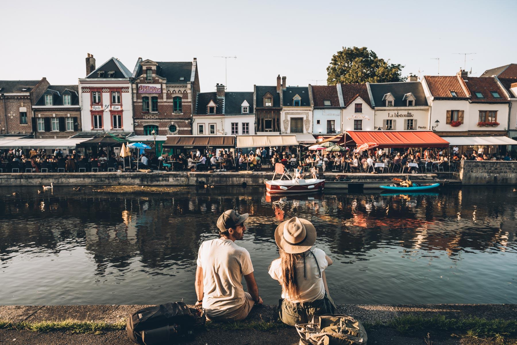 Amiens, Saint Leu