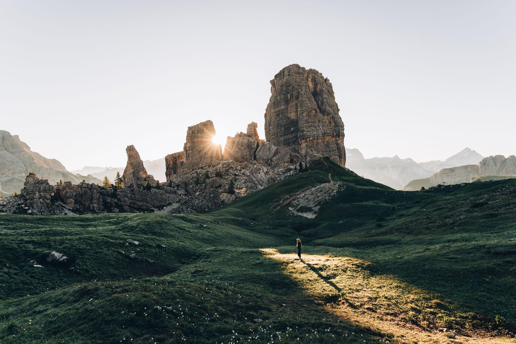 Cinque Torri Dolomites Blog