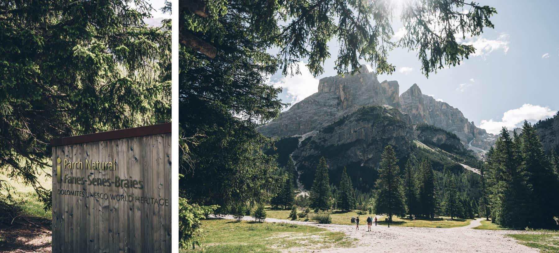 Parc naturel Fanes-Sennes-Braies