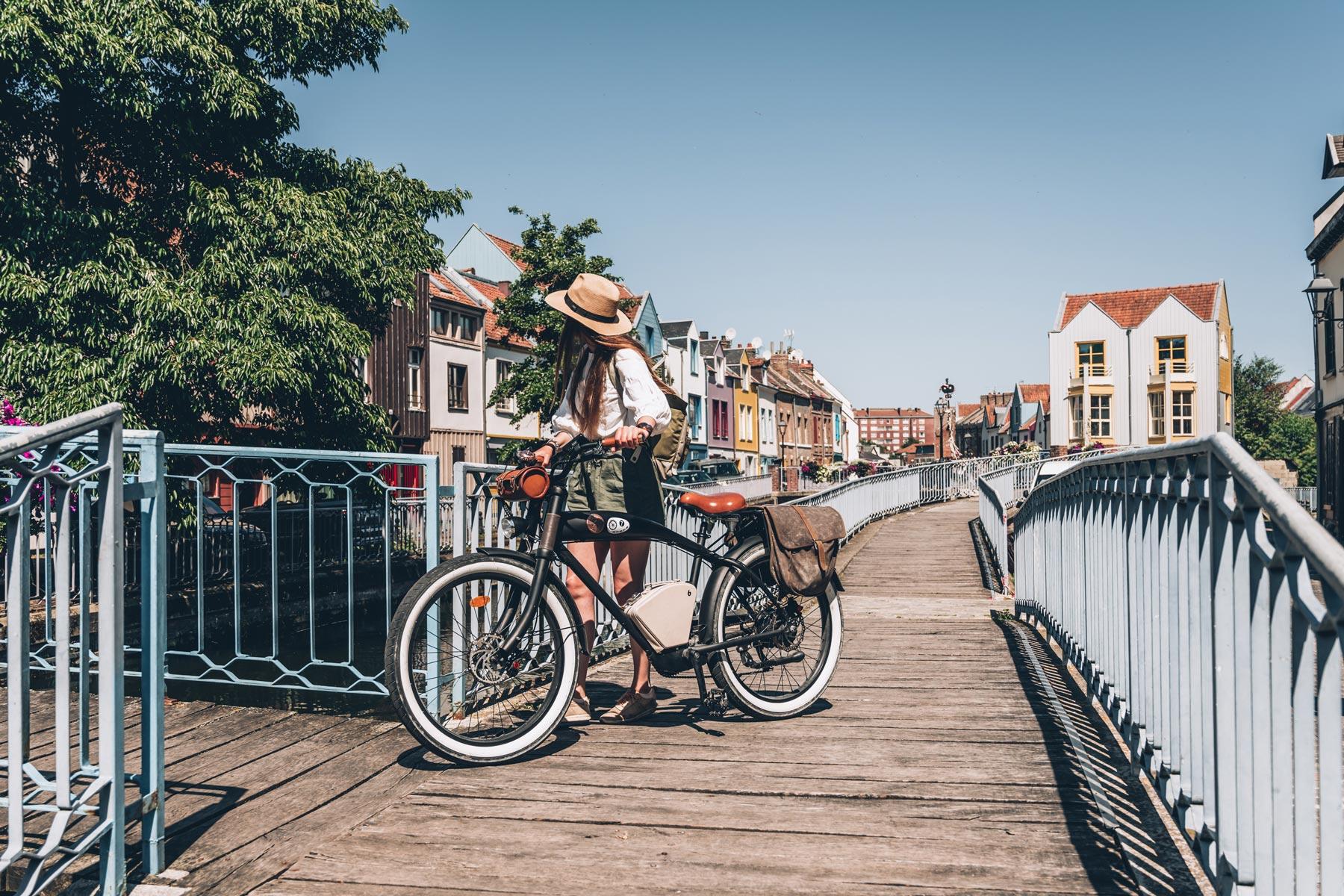 Amiens, Vélo Vintage