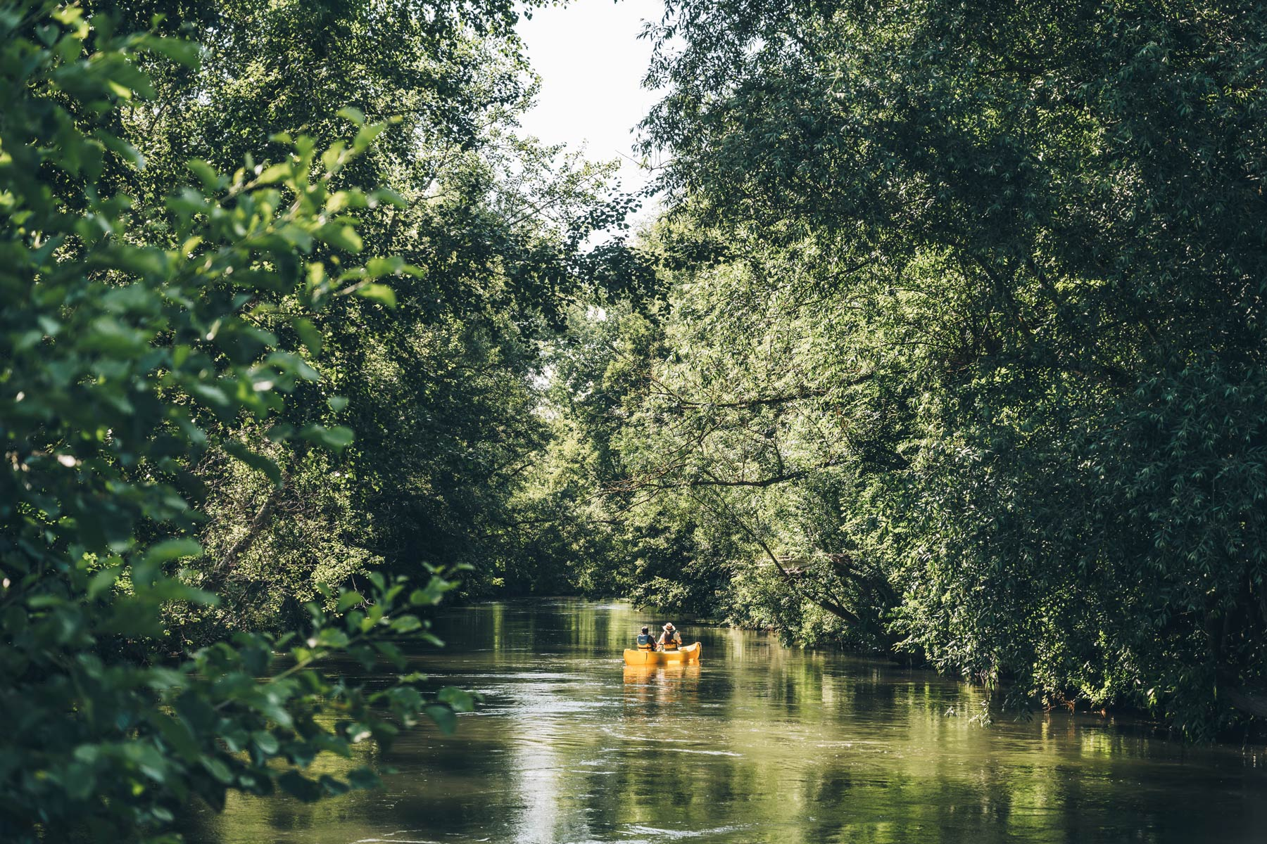 canoë à Picquigny