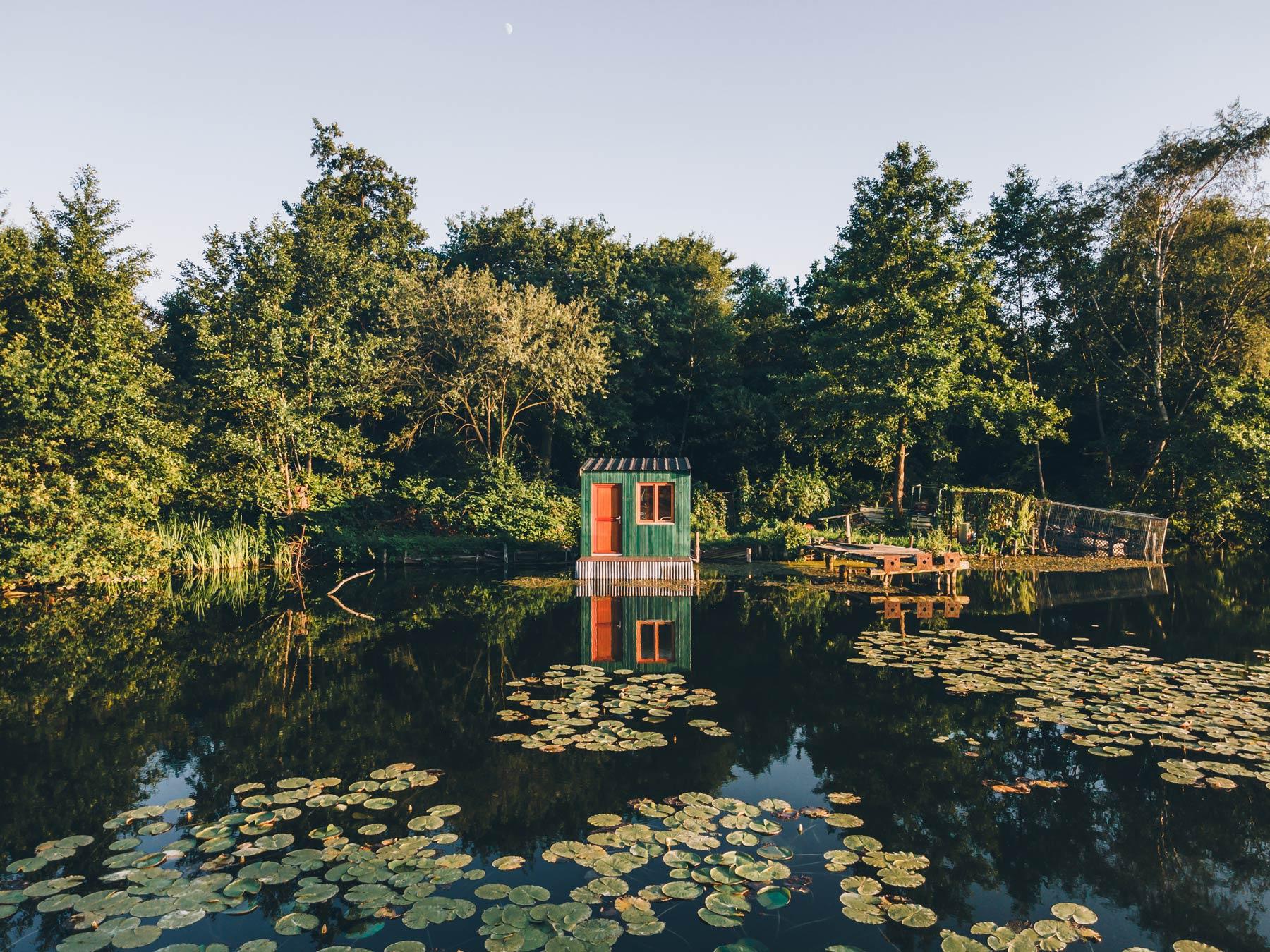 étang, Long, Somme