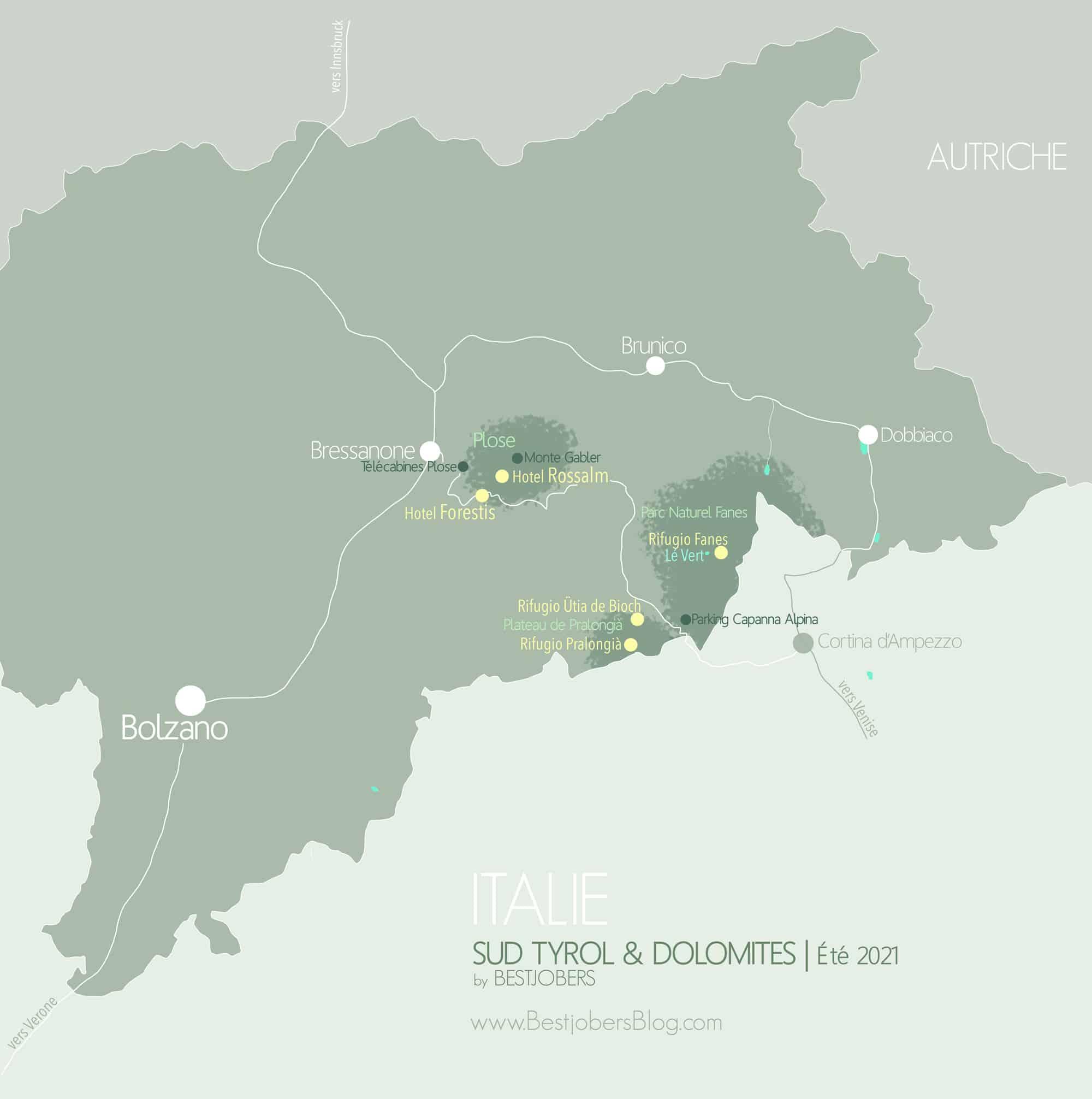 Carte Sud Tyrol Bestjobers 2021