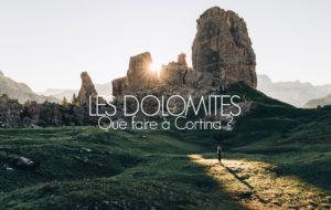 QUE FAIRE À CORTINA EN ETE, L'INCONTOURNABLE DES DOLOMITES