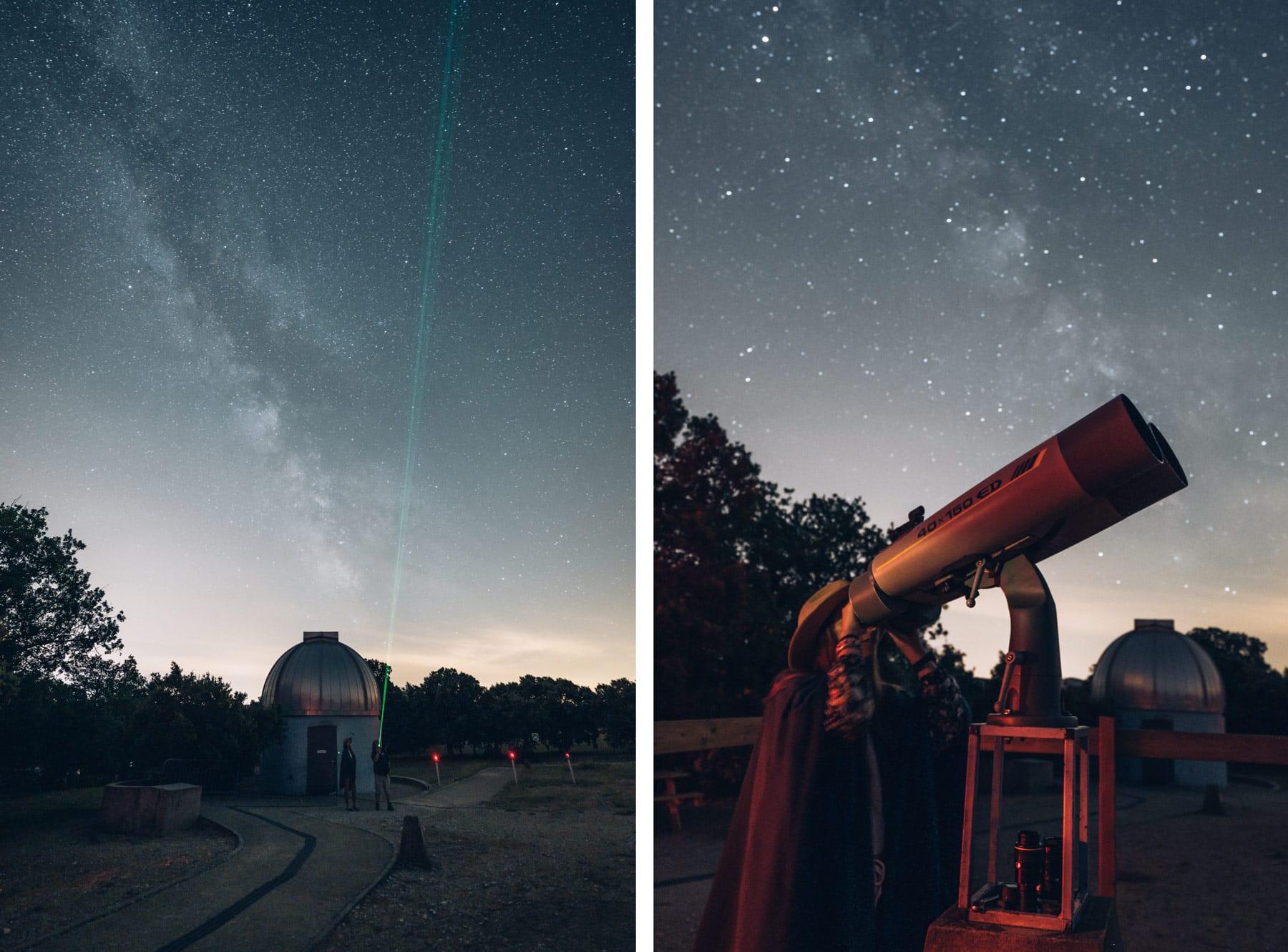 Centre Astro, Saint Michel l'Observatoire