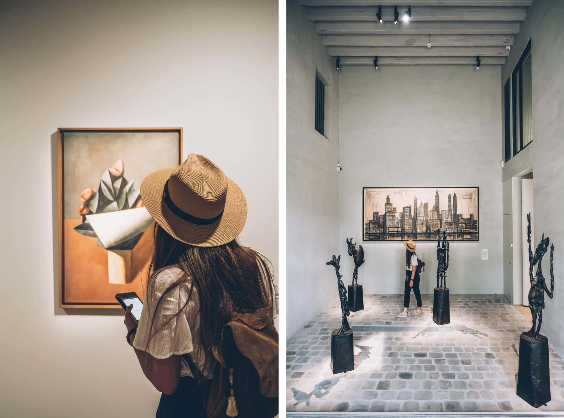 Musée d'Art Moderne, Abbaye Royale de Fontevraud