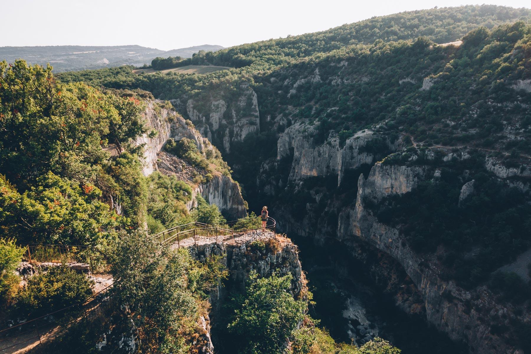 Gorges d'Oppedette, Alpes de Haute Provence