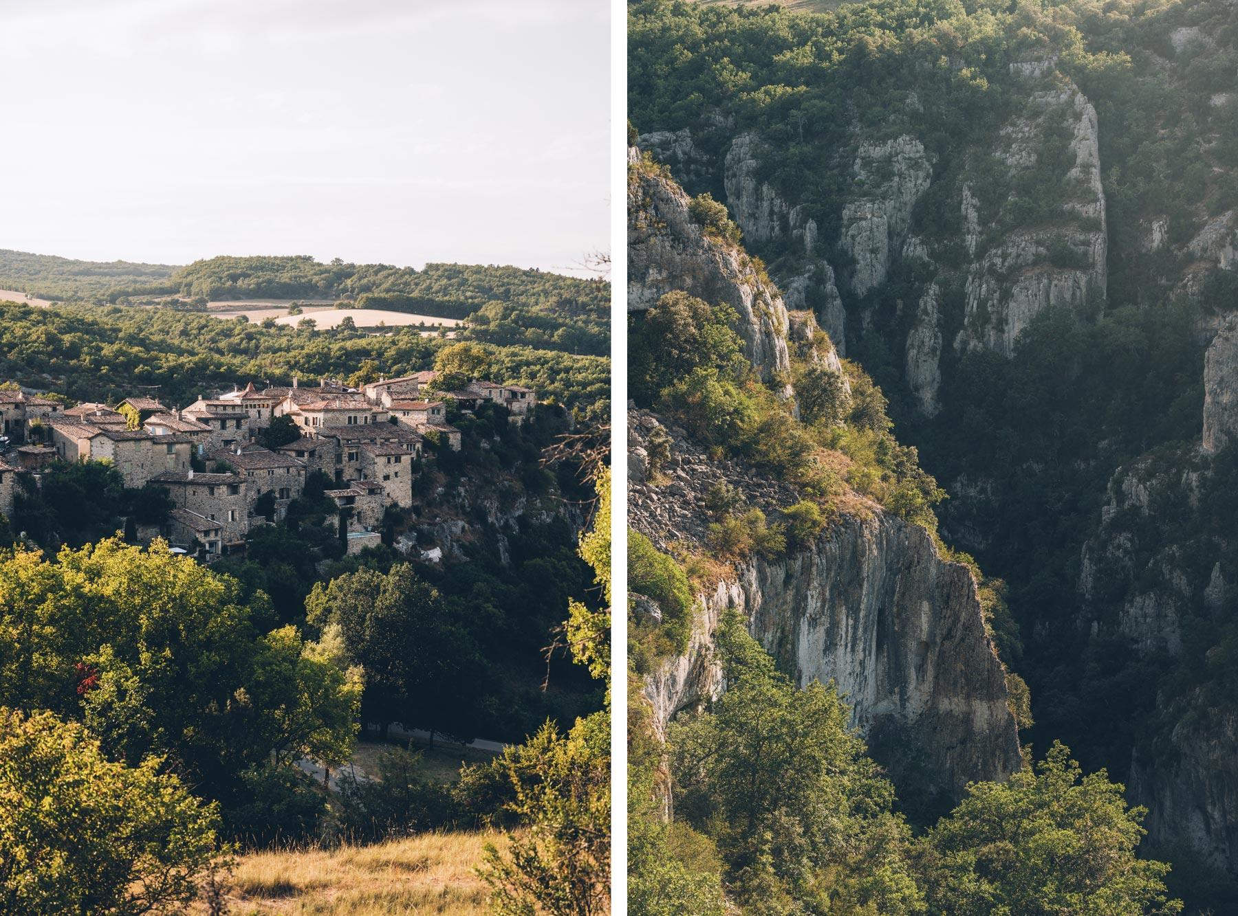 Oppedette, Provence