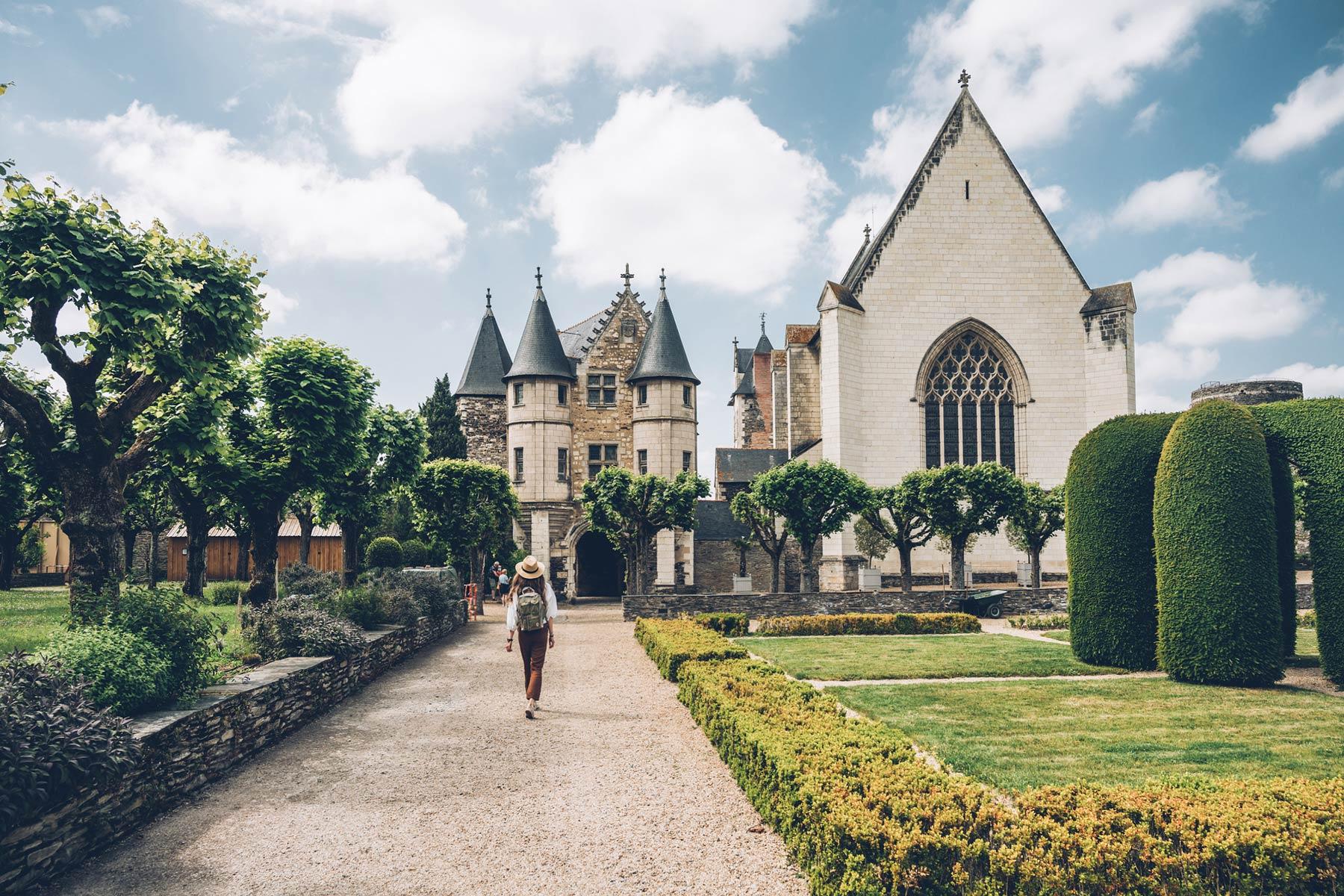 Le chateau d'Angers