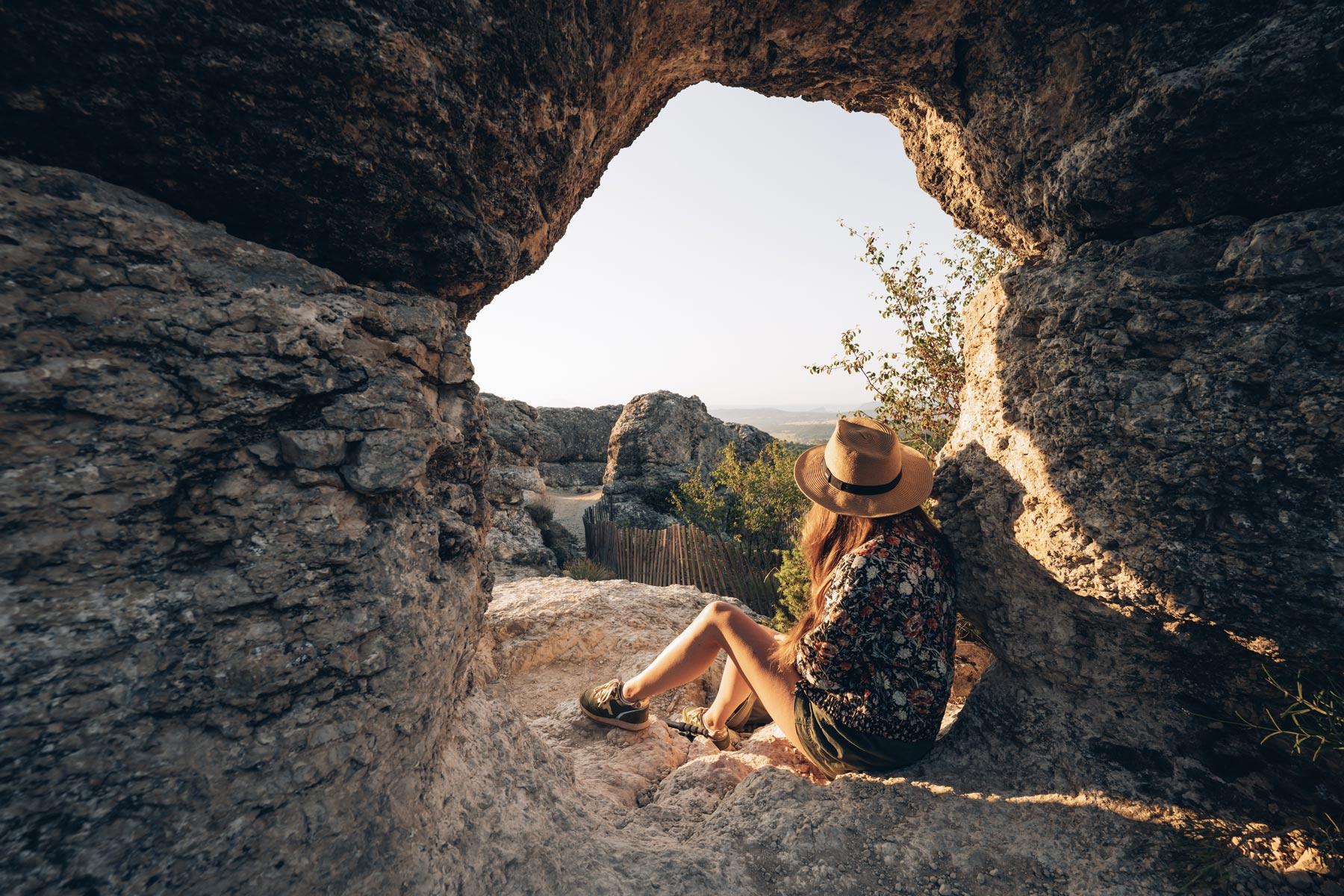 Rochers de Mourre, Alpes de Haute Provence
