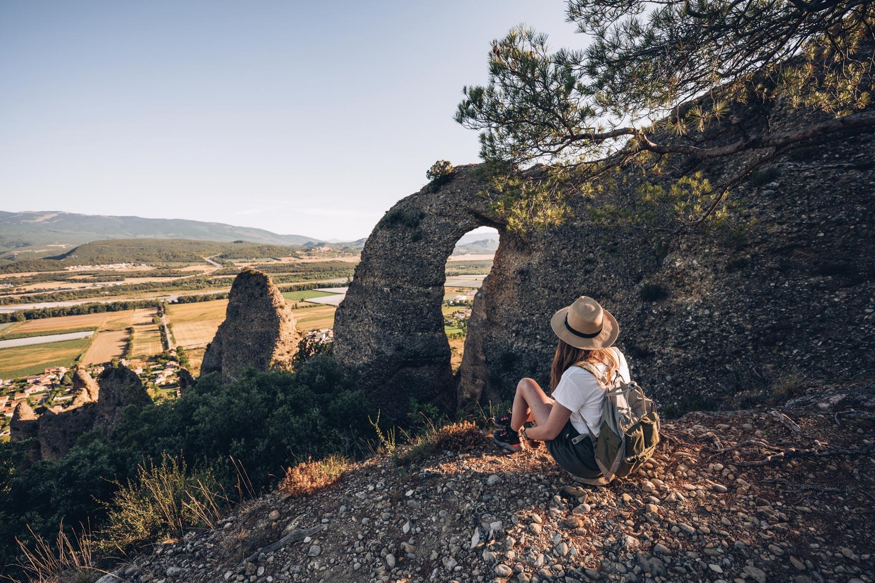 Les Pénitents de Mées, Alpes de Haute Provence