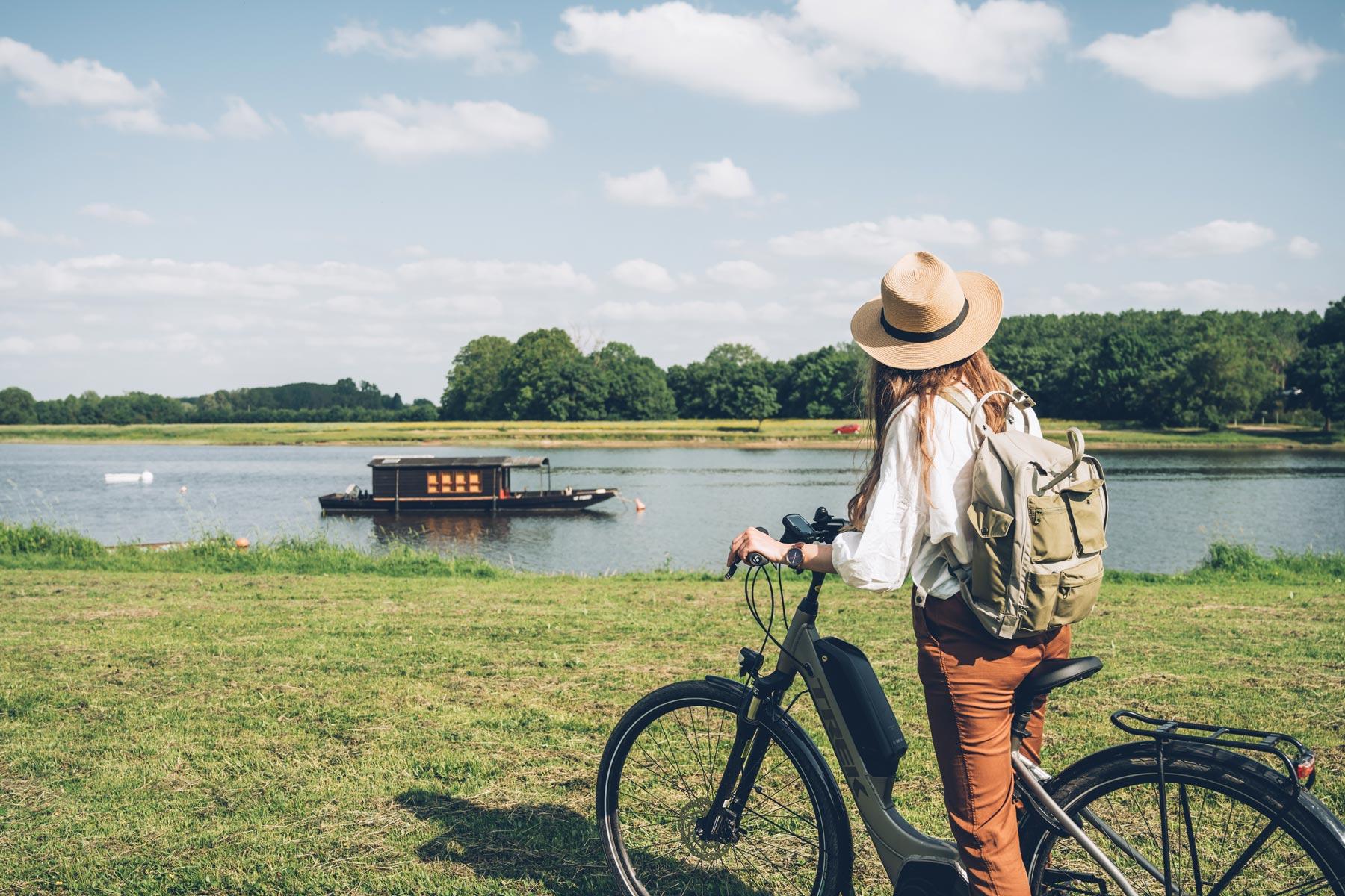 Angers à vélo