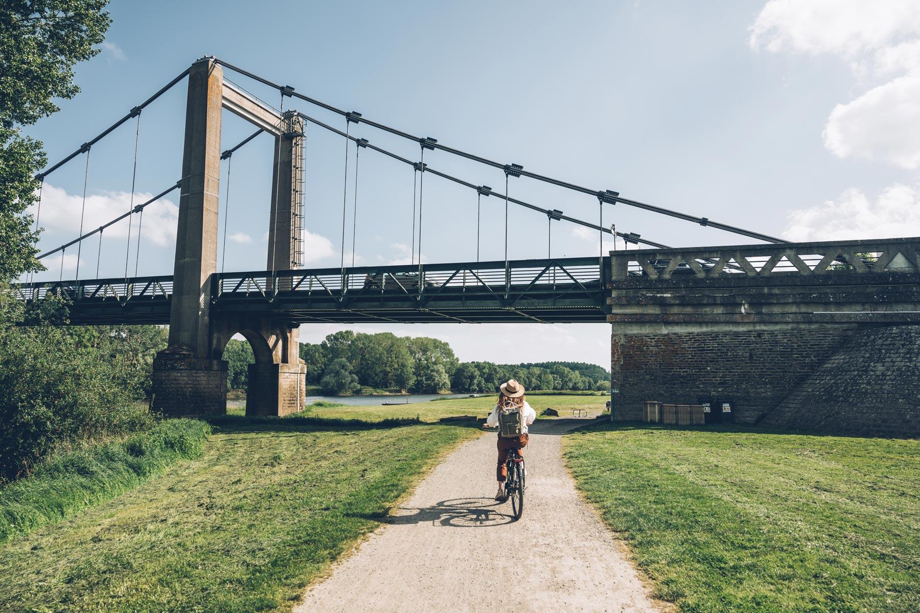 Loire à vélo, Angers