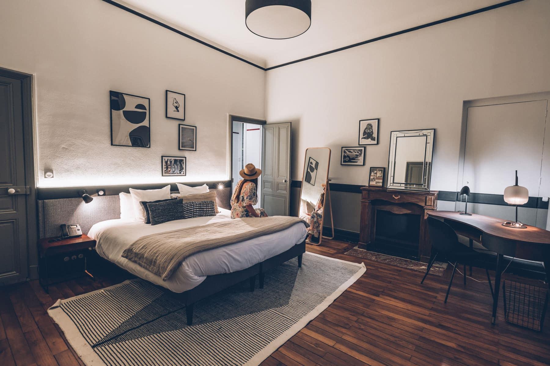 ou dormir à Angers, boutique Hotel