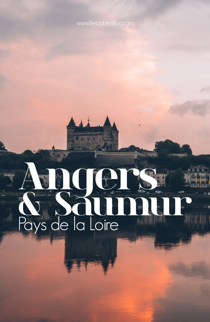 Angers, Saumur, Bestjobers