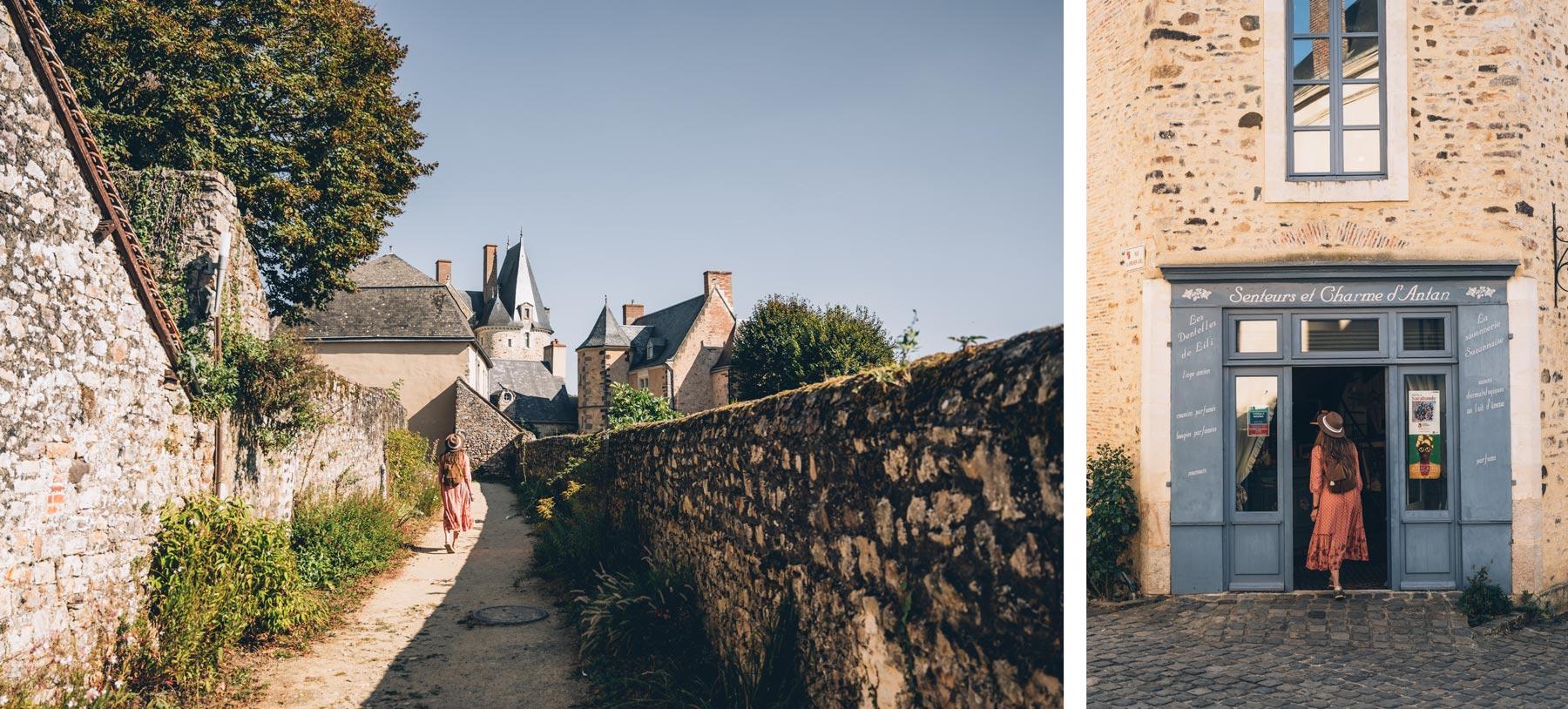 Sainte Suzanne, Mayenne