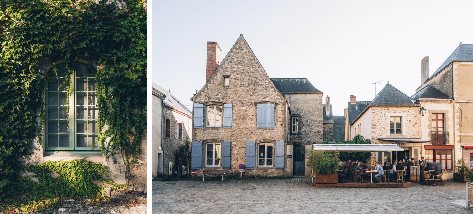 Sainte Suzanne, Plus beau village de France