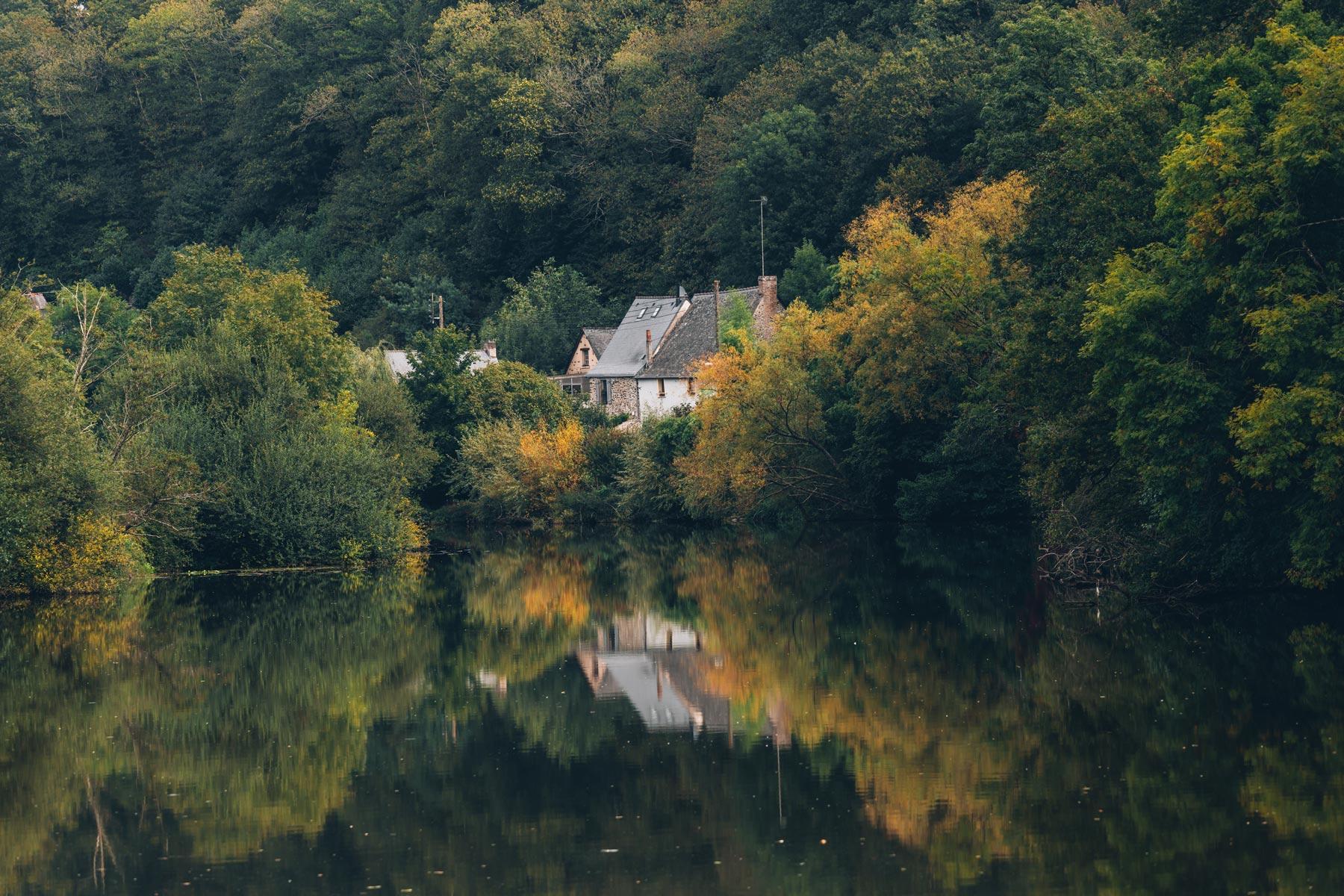Paysage de Mayenne