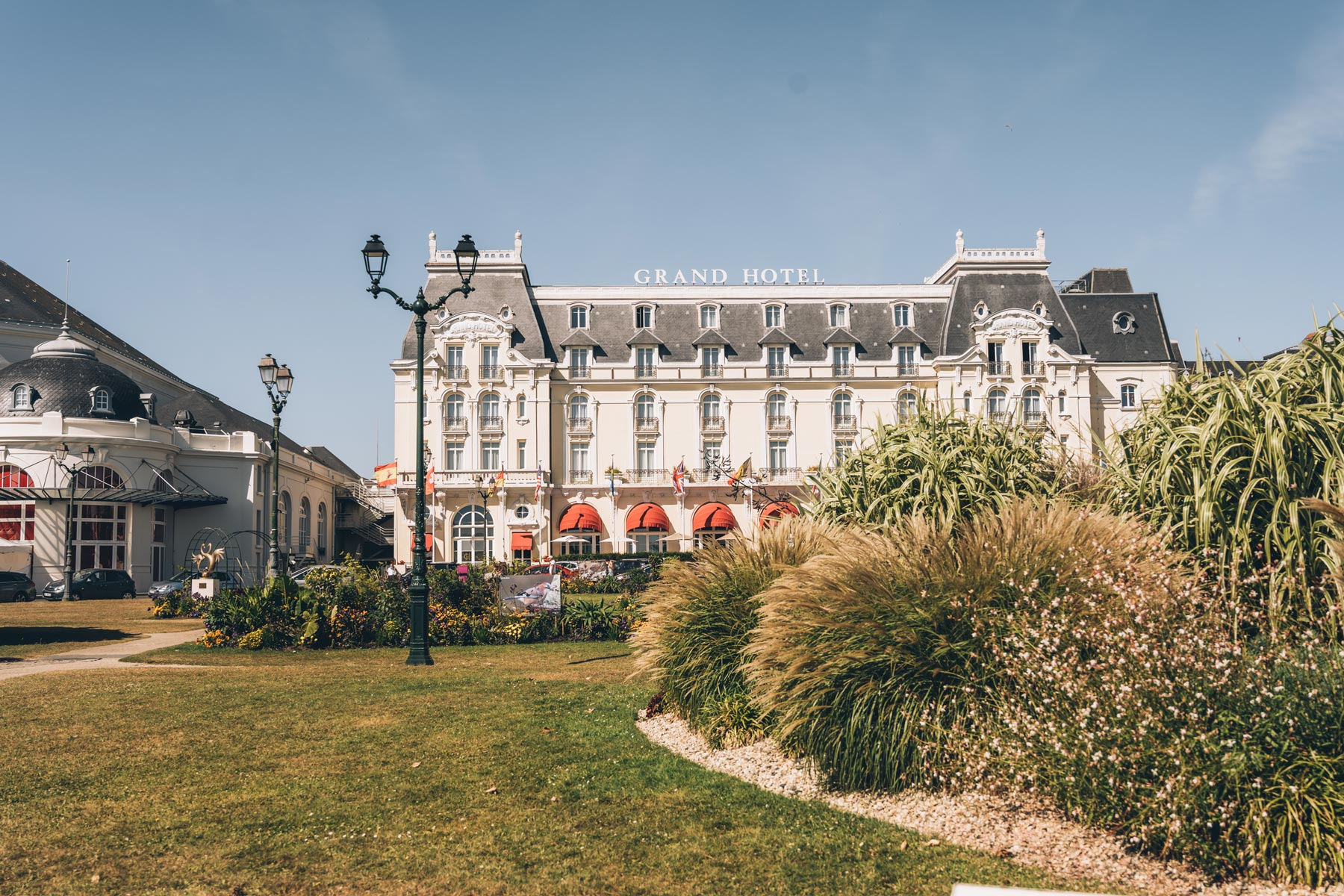 Cabourg, Grand Hotel