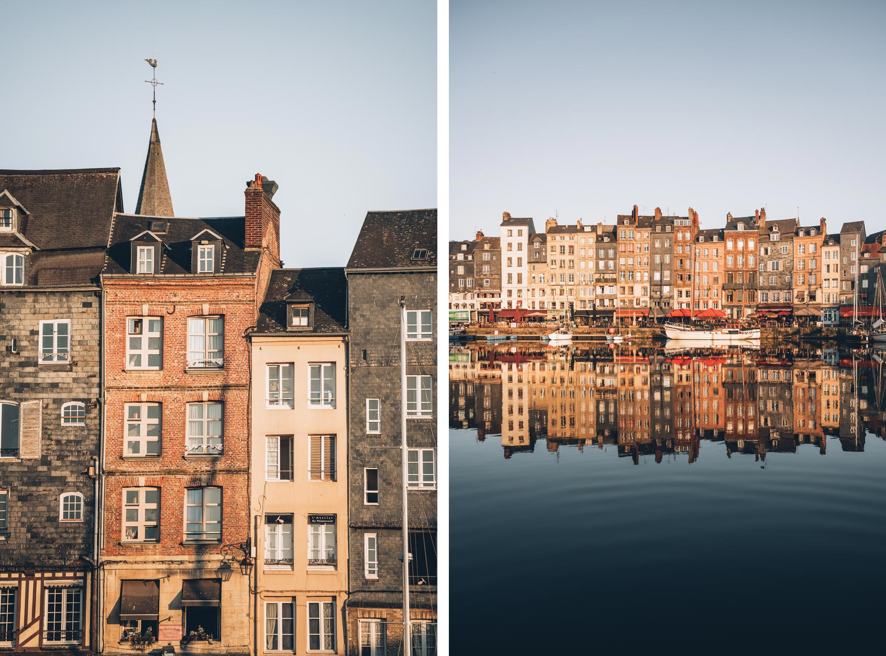 Honfleur, Blog Voyage