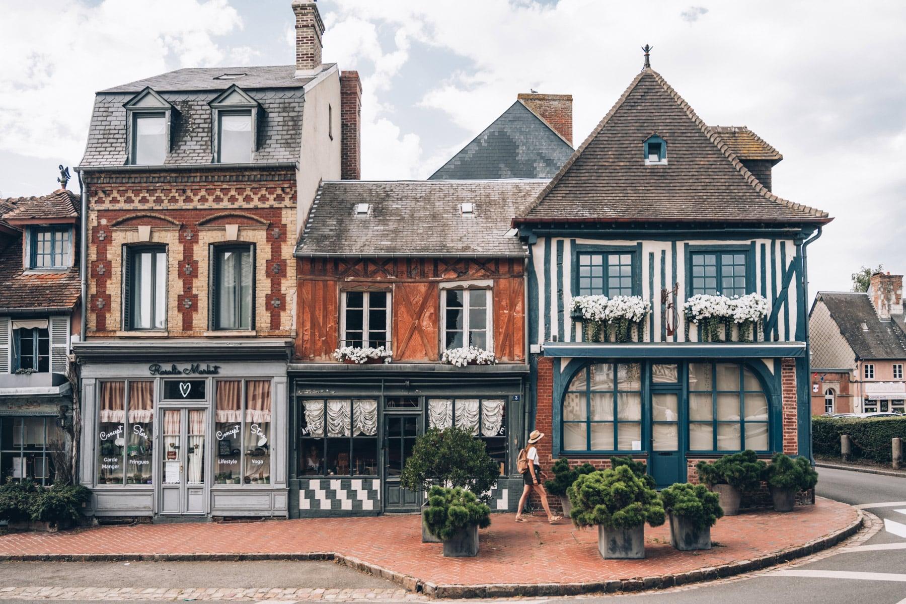 Beaumont en Auge, Normandie