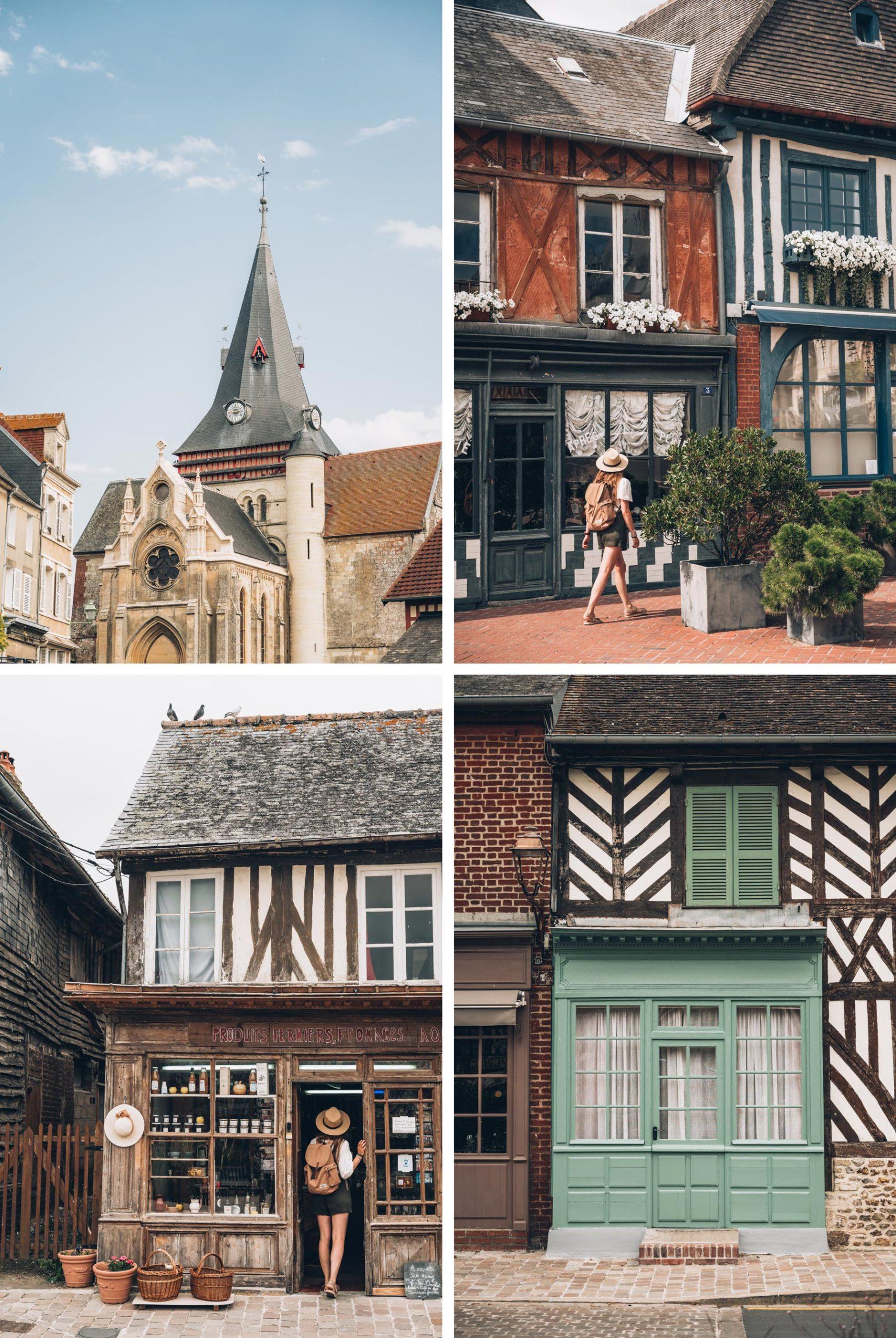 Beaumont et Beuvron en Auge, Normandie