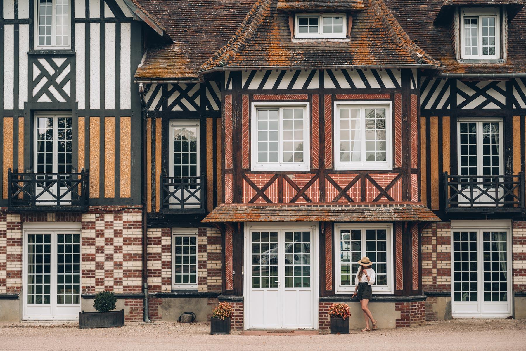 Manoir de Sens, Normandie