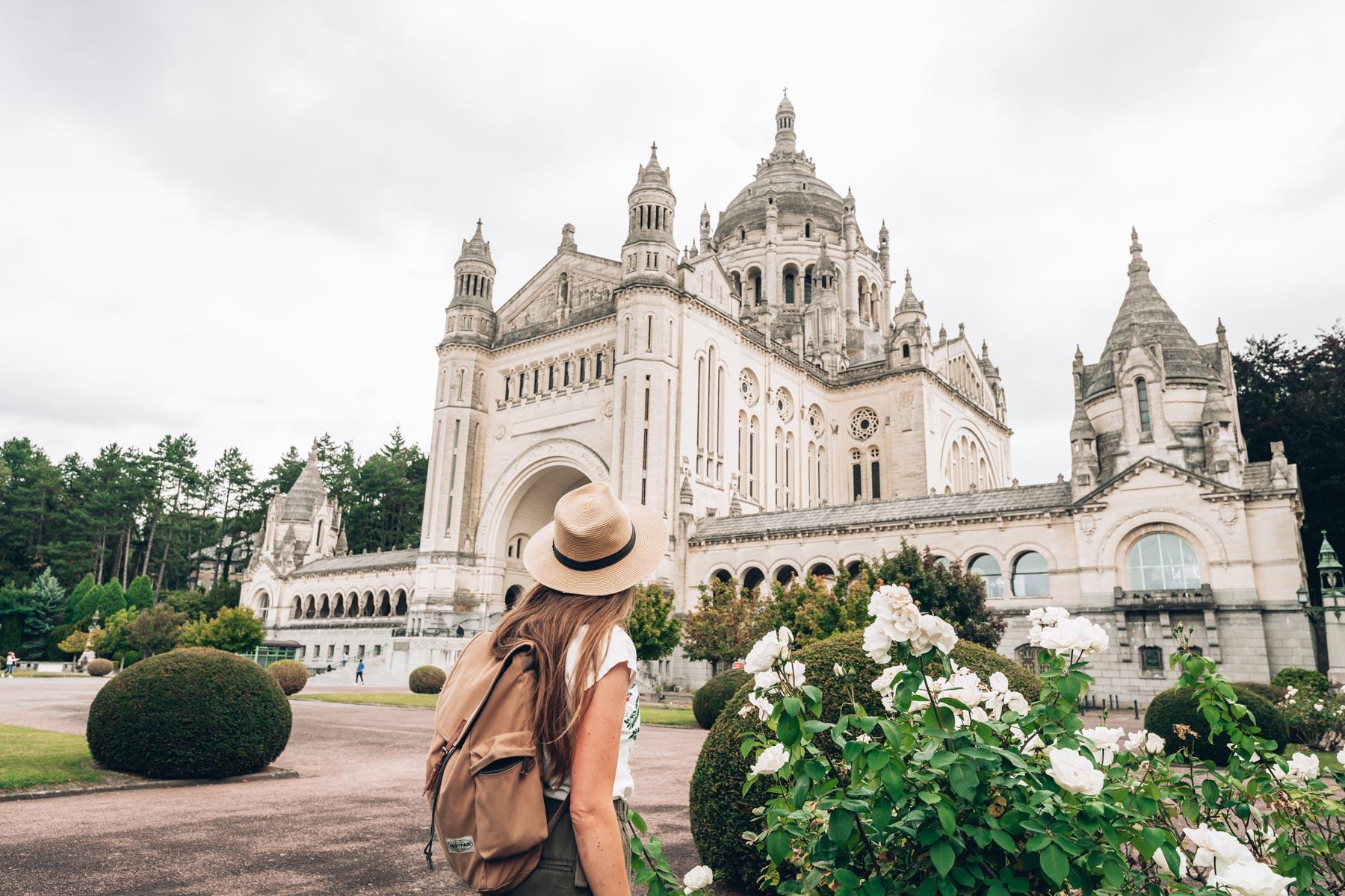 Basilique de Lisieux, Normandie